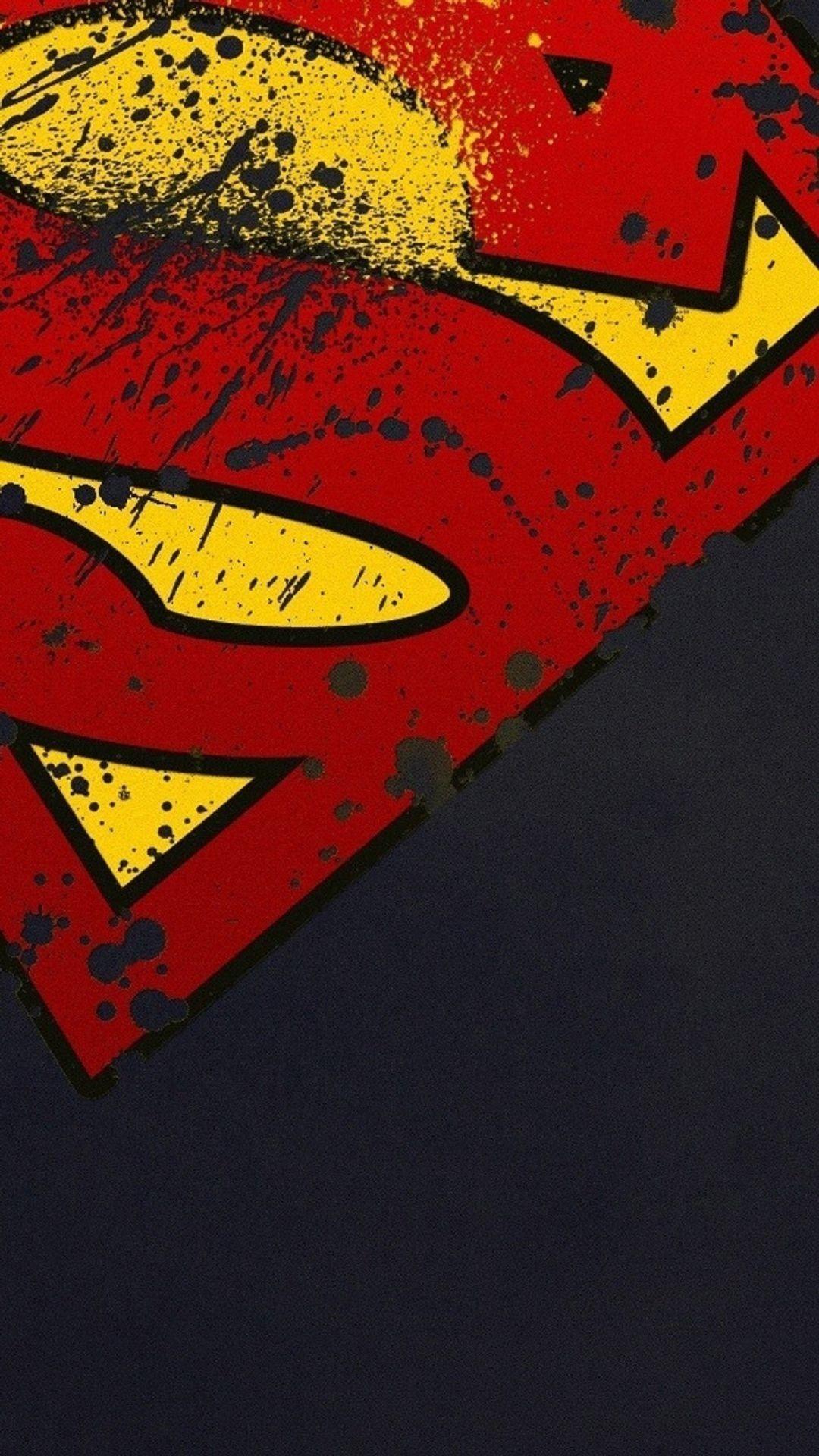 Superman Iphone Wallpapers Wallpaper Cave