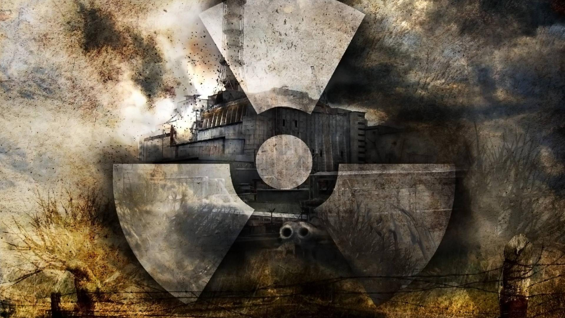 Pc Stalker Shadow Of Chernobyl Action Clouds Wallpaper
