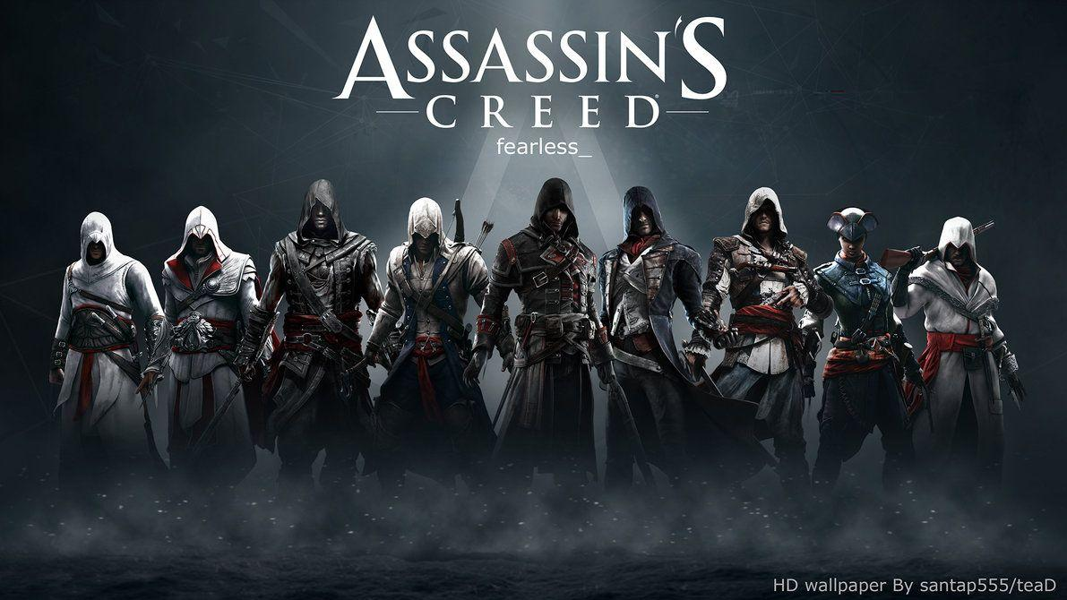Assassins Creed Hd Wallpapers 1080p Wallpaper Cave