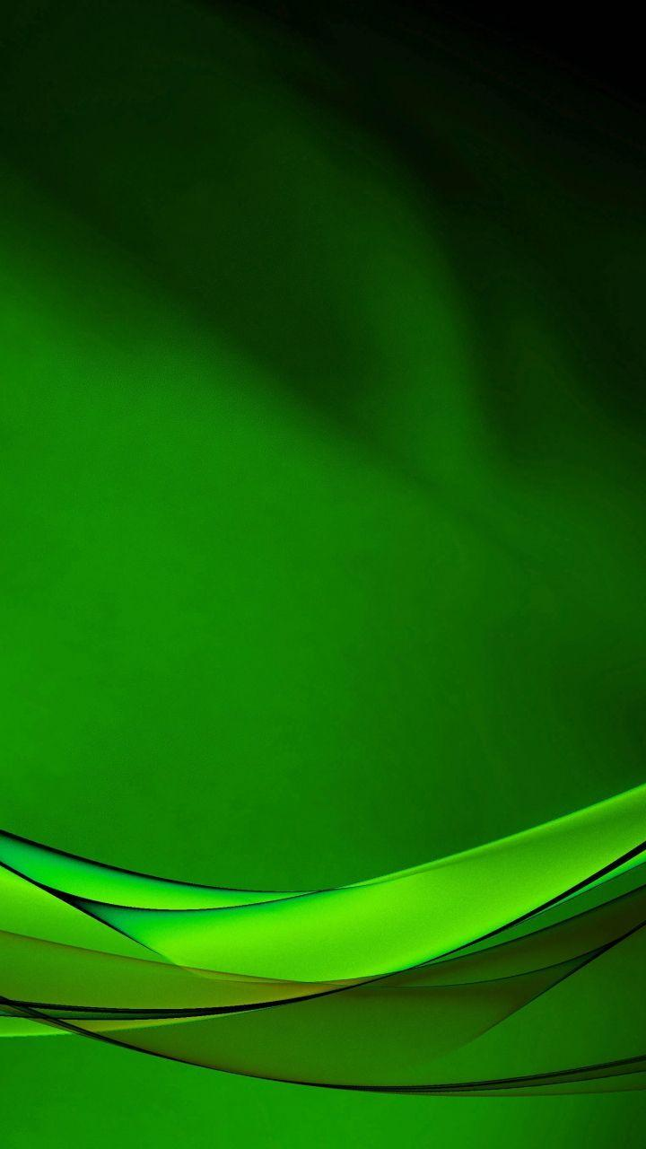Green Color Mobile Wallpapers Hd Wallpaper Cave