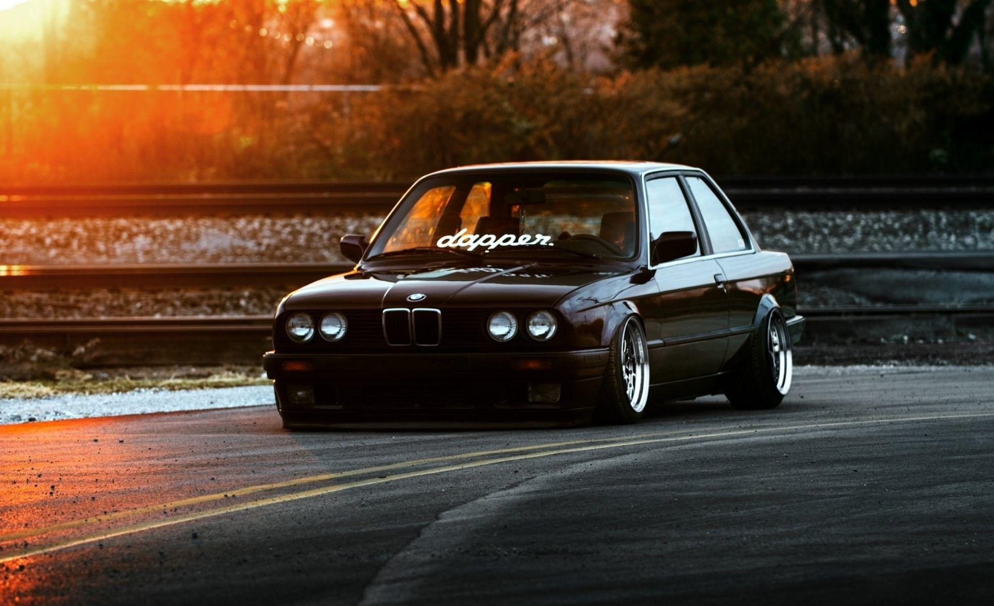 Bmw E30 Tuning Wallpapers Wallpaper Cave