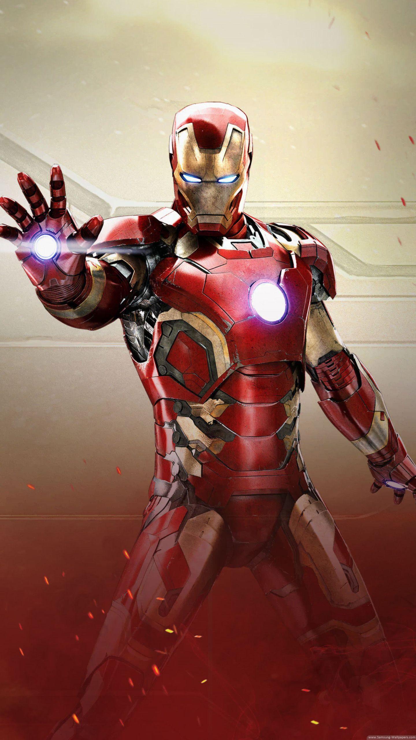 Stunning Iron Man Wallpaper