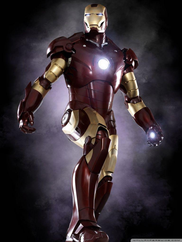 Iron Man Hd Wallpapers For Mobile Wallpaper Cave