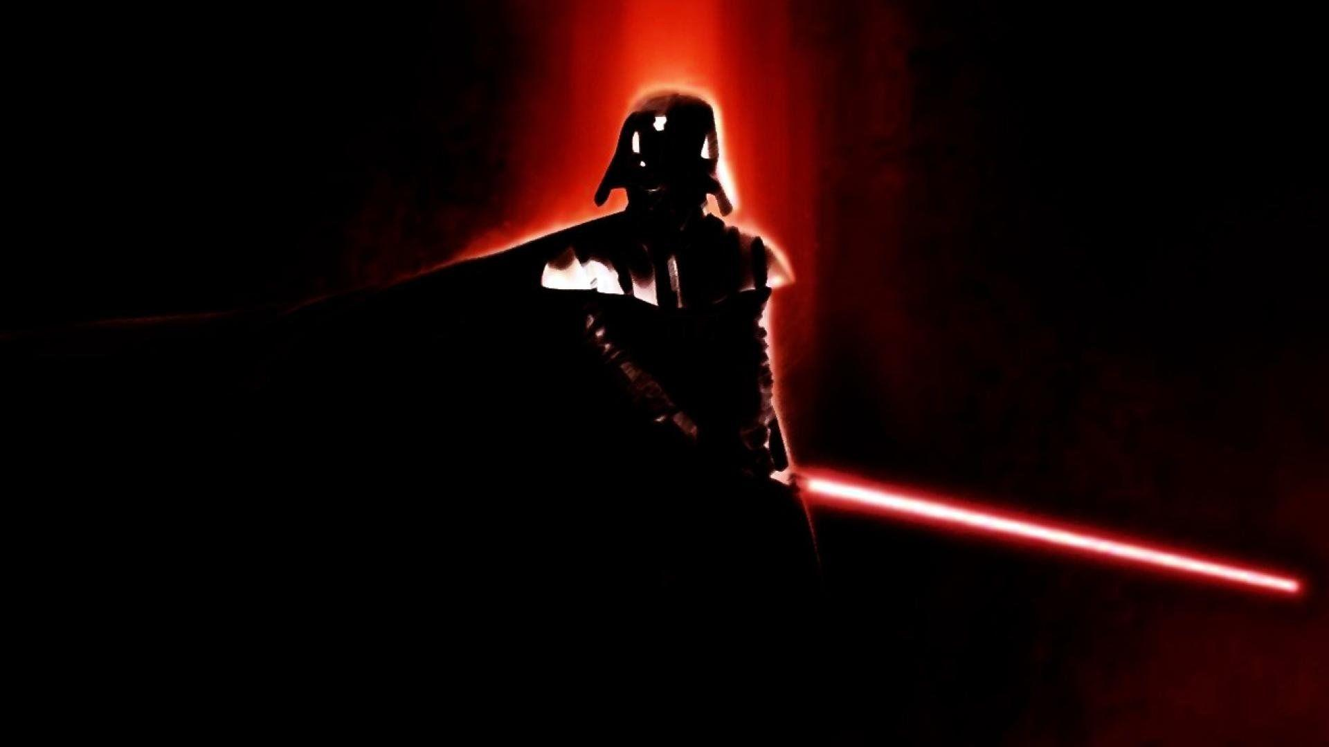 Darth Vader Red Wallpapers Wallpaper Cave