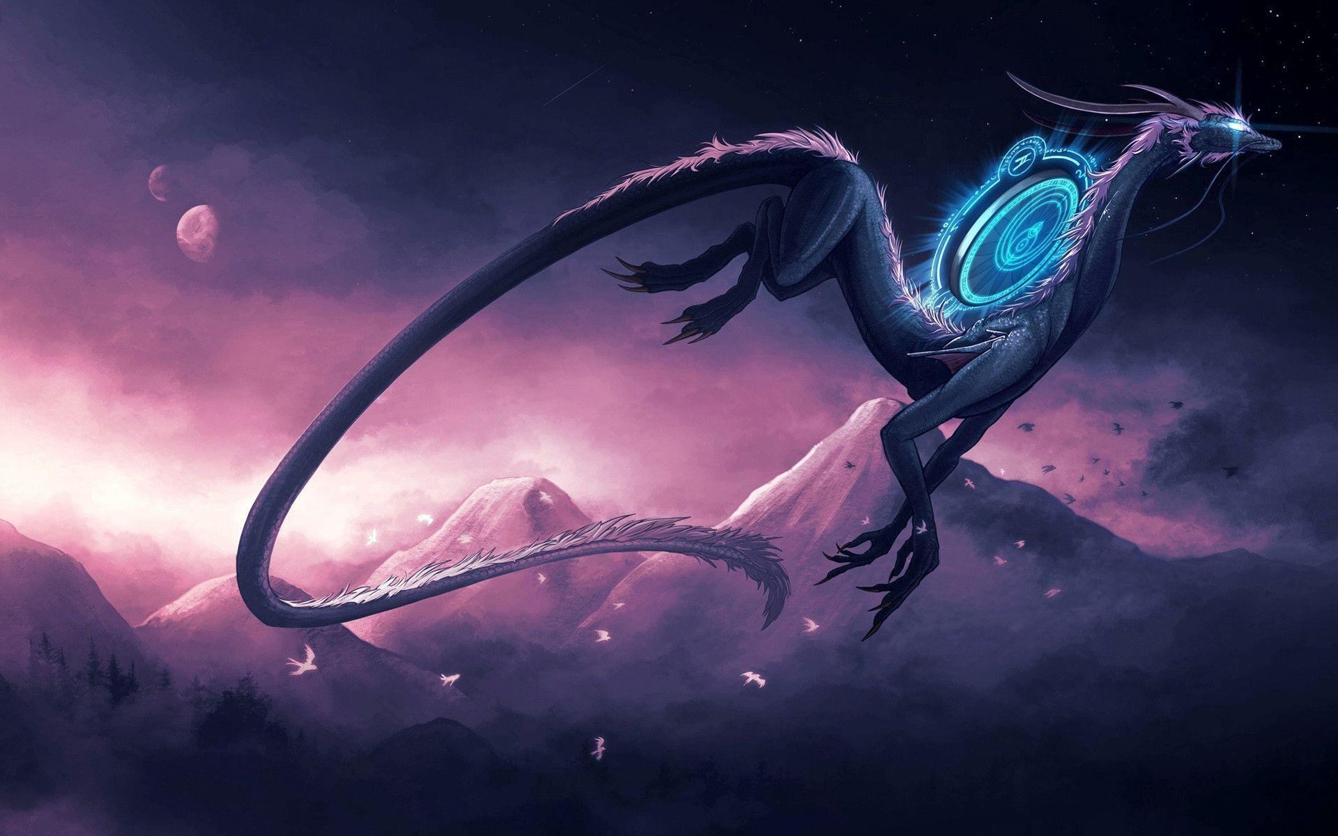 Cool Dragon Backgrounds For Computers That Move Wallpaper Cave