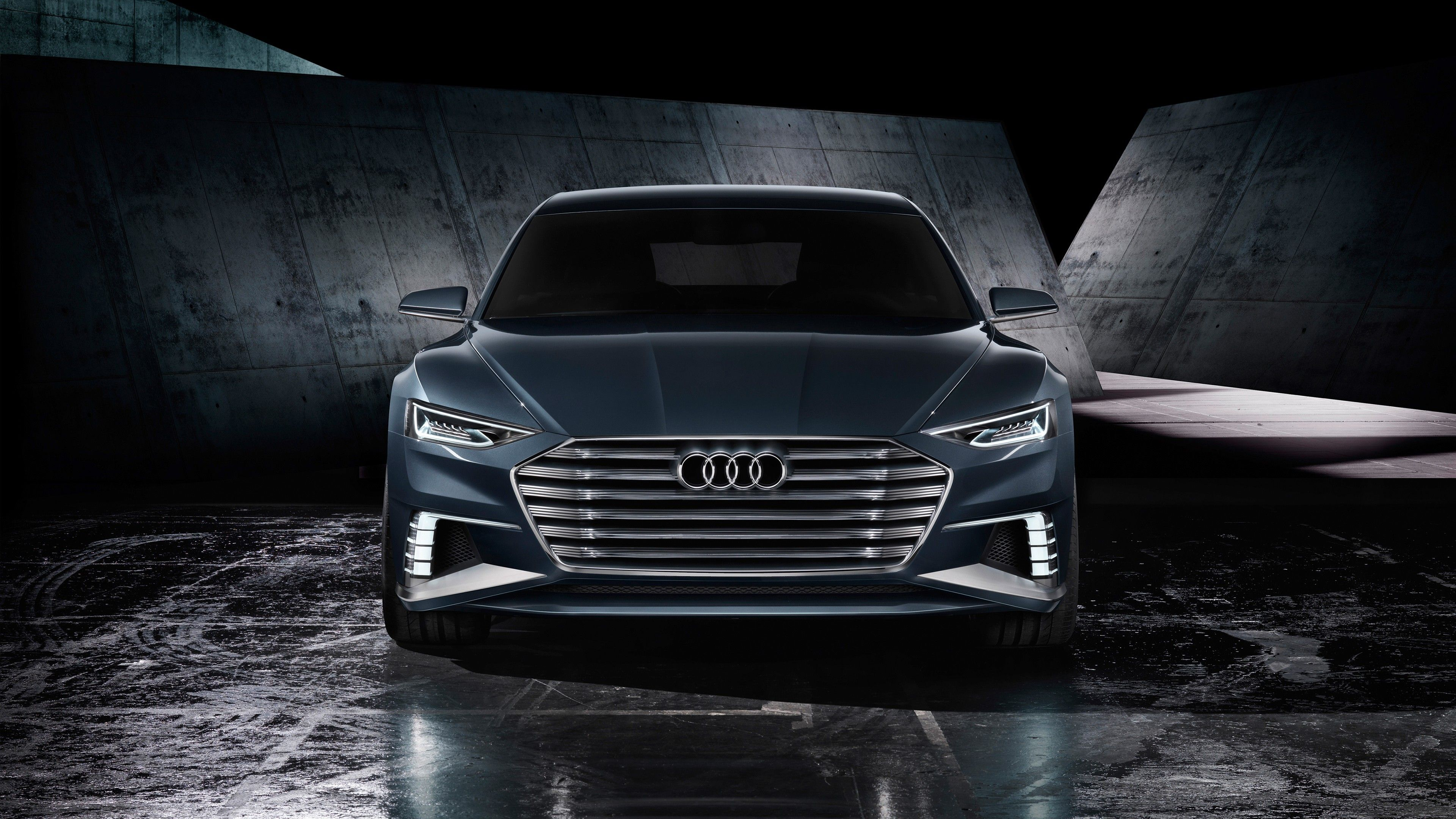 2018 Audi A8 4K Wallpapers | HD Wallpapers | ID #19646