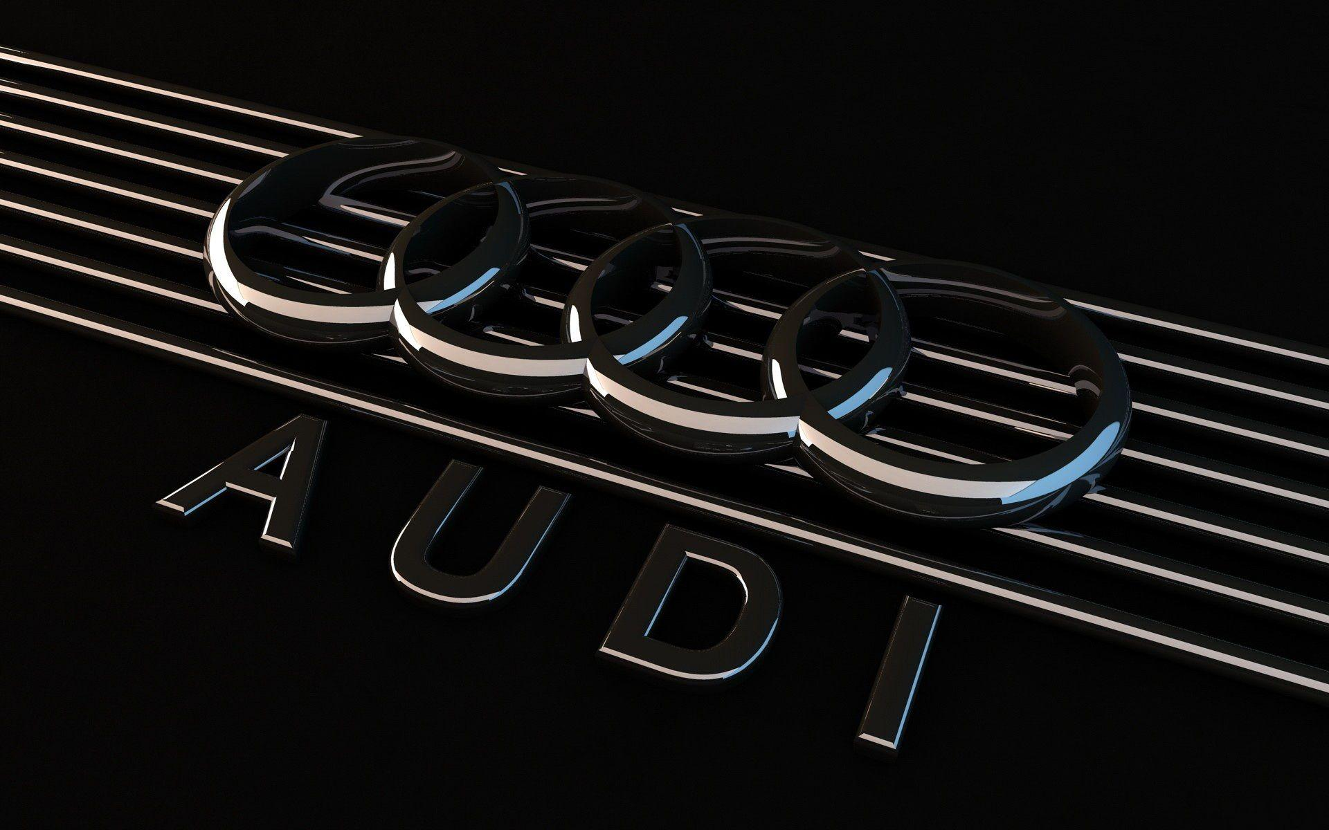 Audi Logo Wallpaper HD | PixelsTalk.Net
