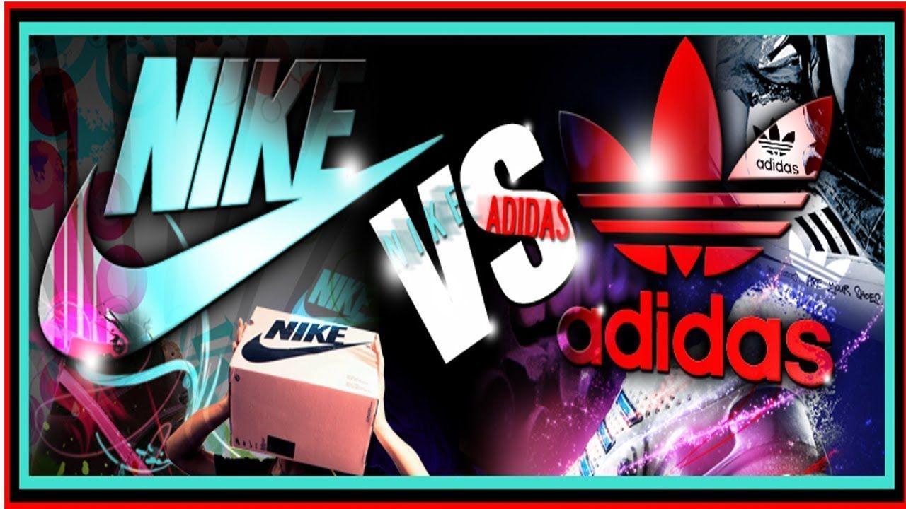Nike Adidas Coole Hintergrundbilder