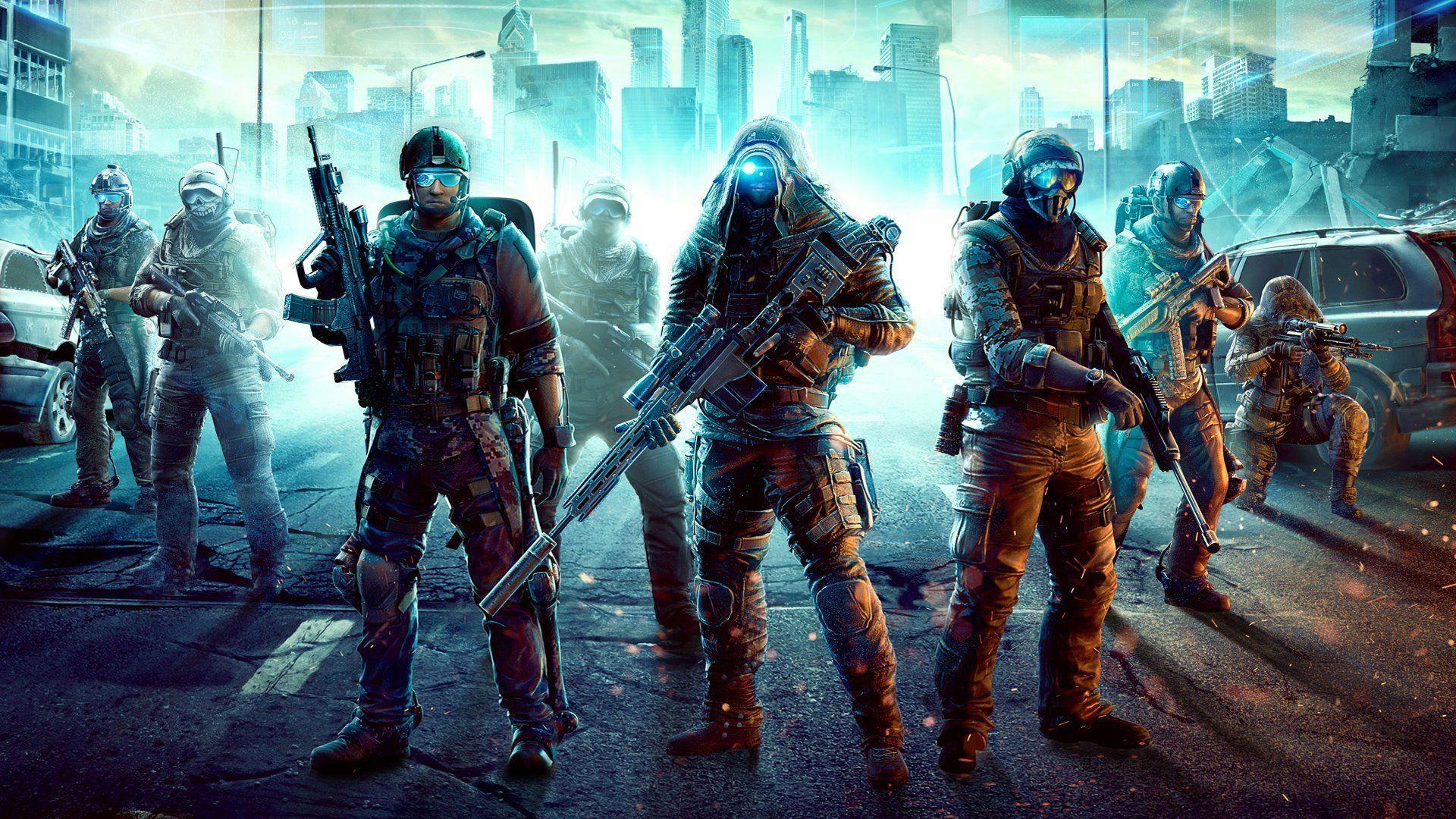 Ghost Recon Phantoms Wallpapers Adorable 42