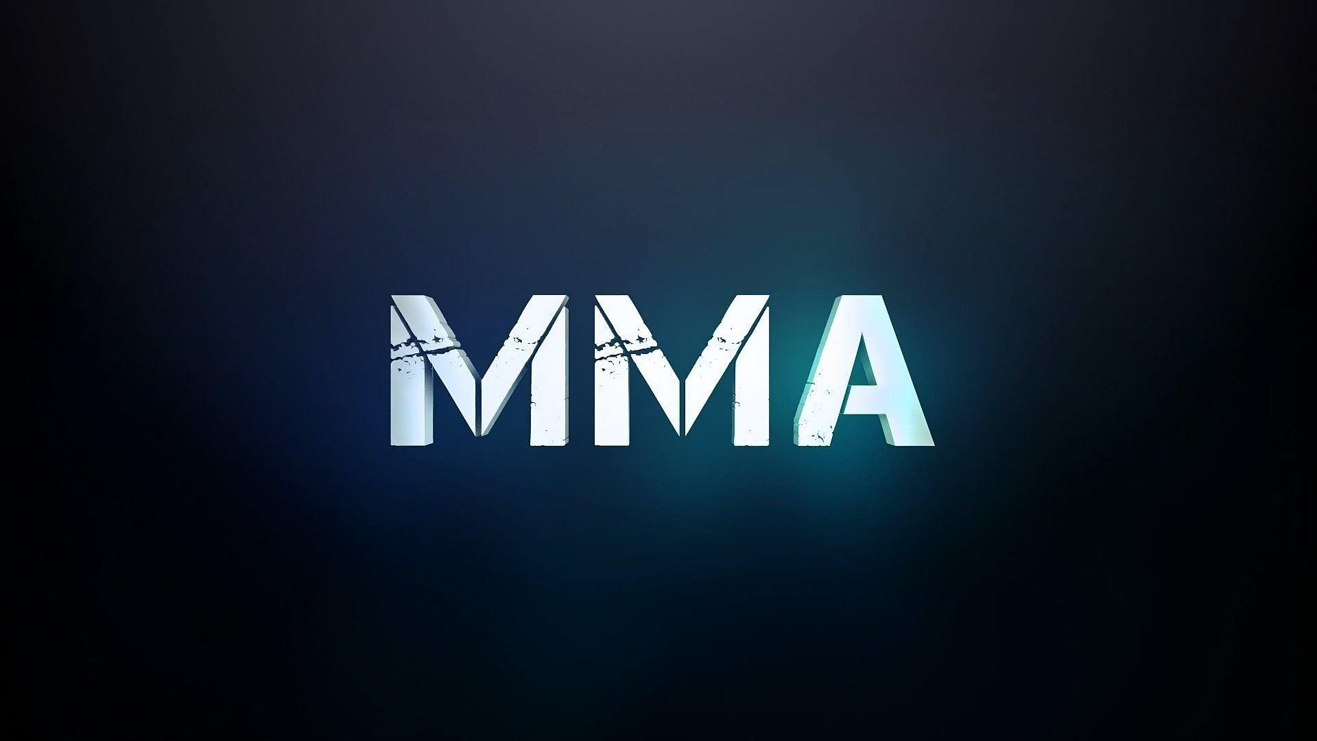 Mma Logo Wallpapers Wallpaper Cave