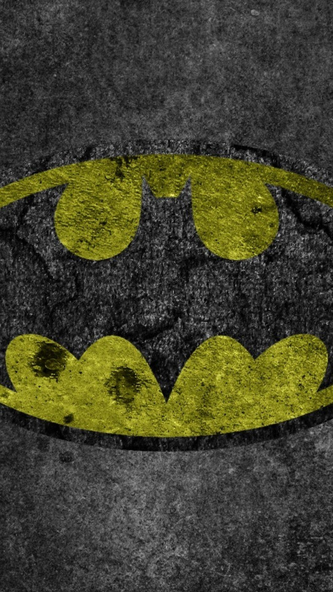 Batman Logo Wallpapers For Phone Wallpaper Cave