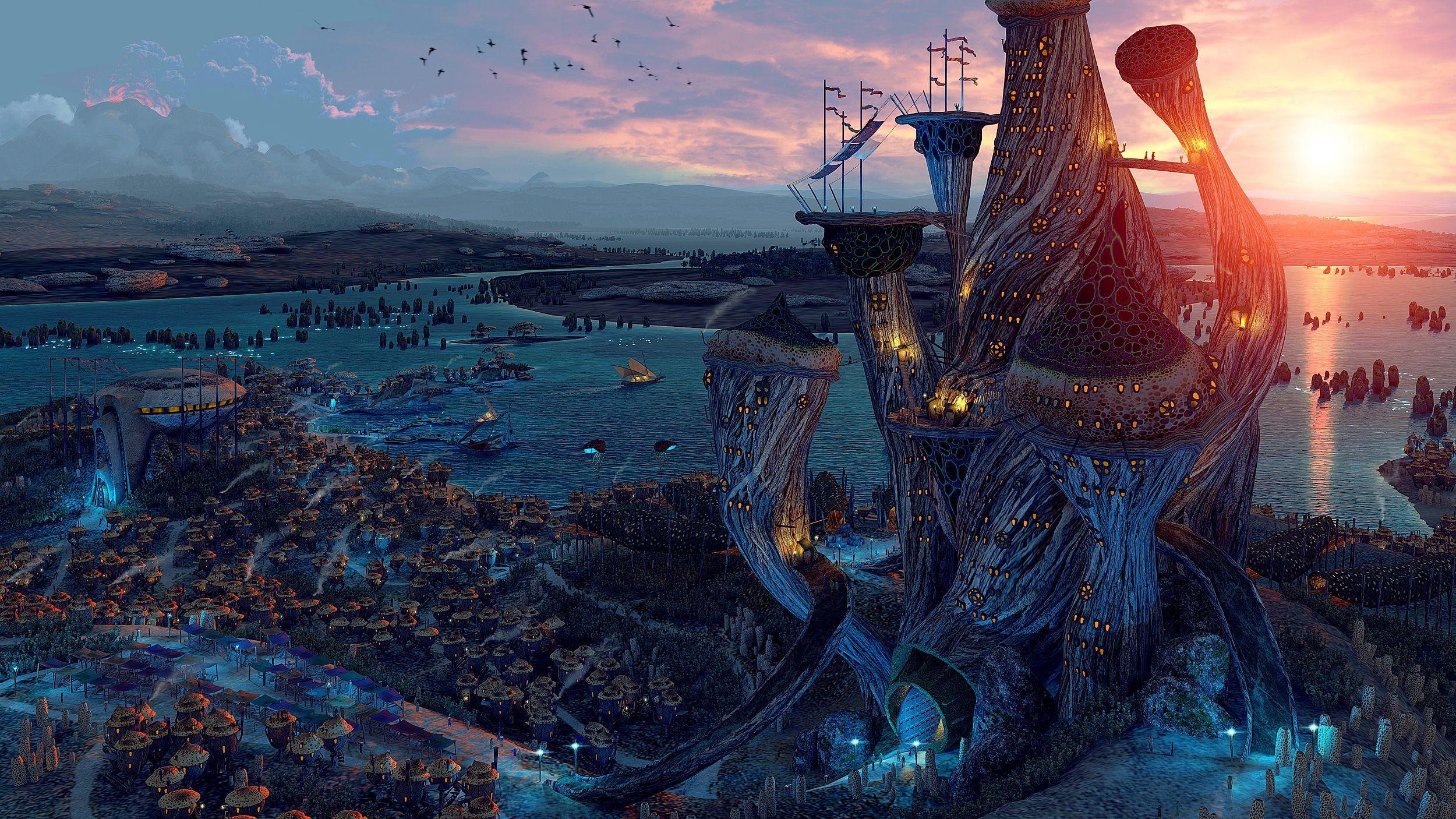 Morrowind Wallpapers Hd Wallpaper Cave