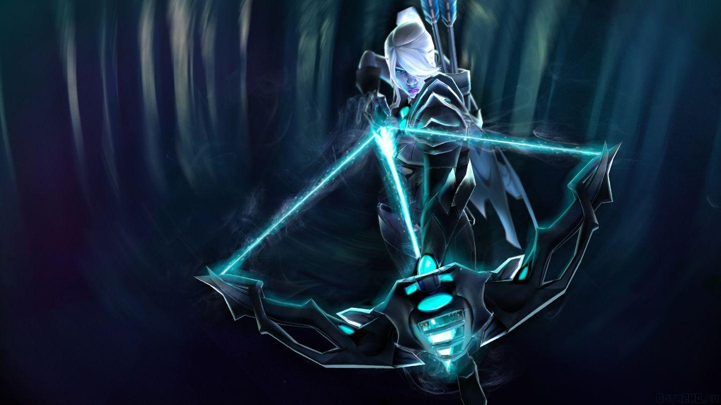 Drow Ranger Wallpapers Dota 2 Wallpaper Cave