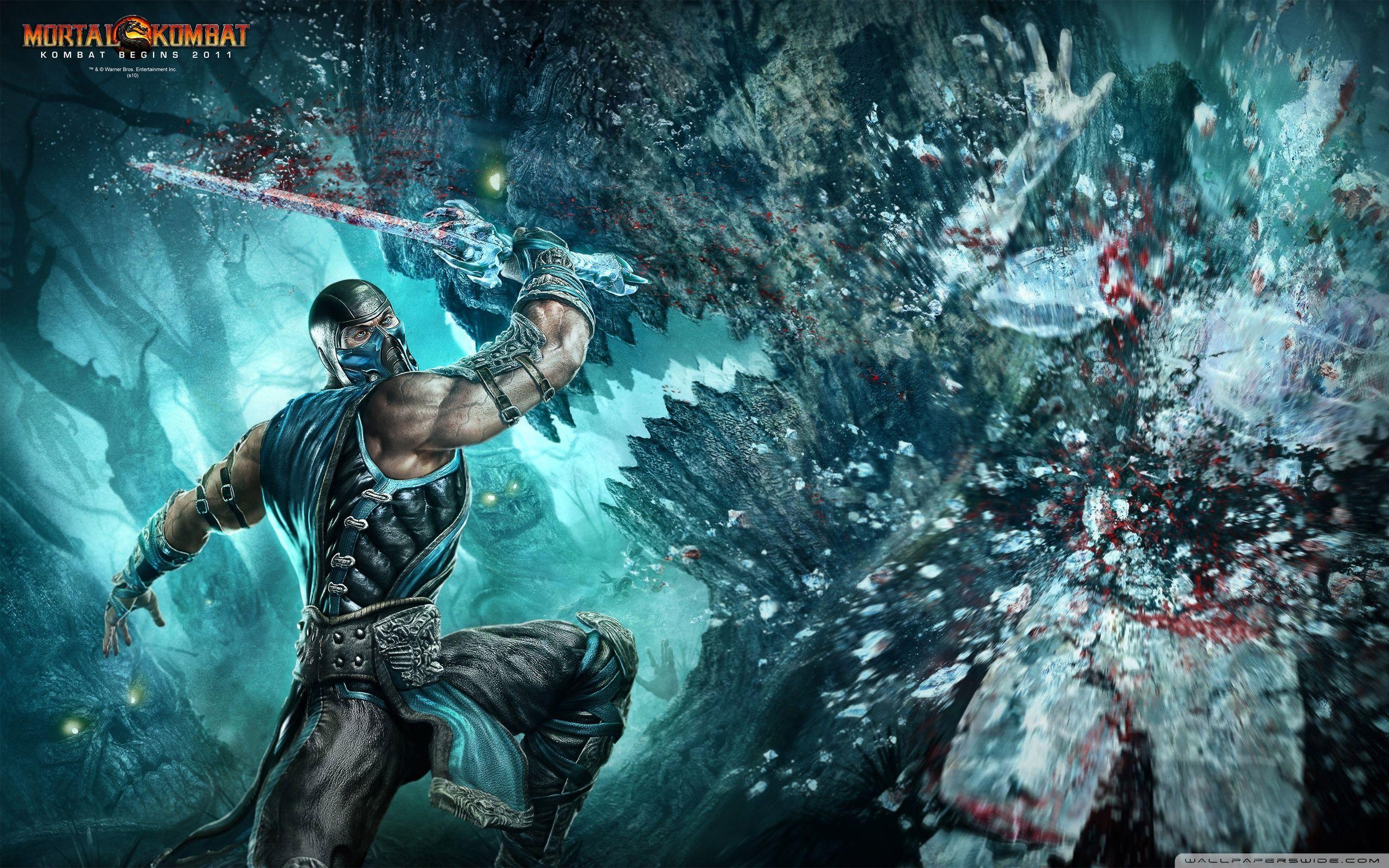 Mortal Kombat Scorpion Vs Sub Zero Wallpapers - Wallpaper Cave