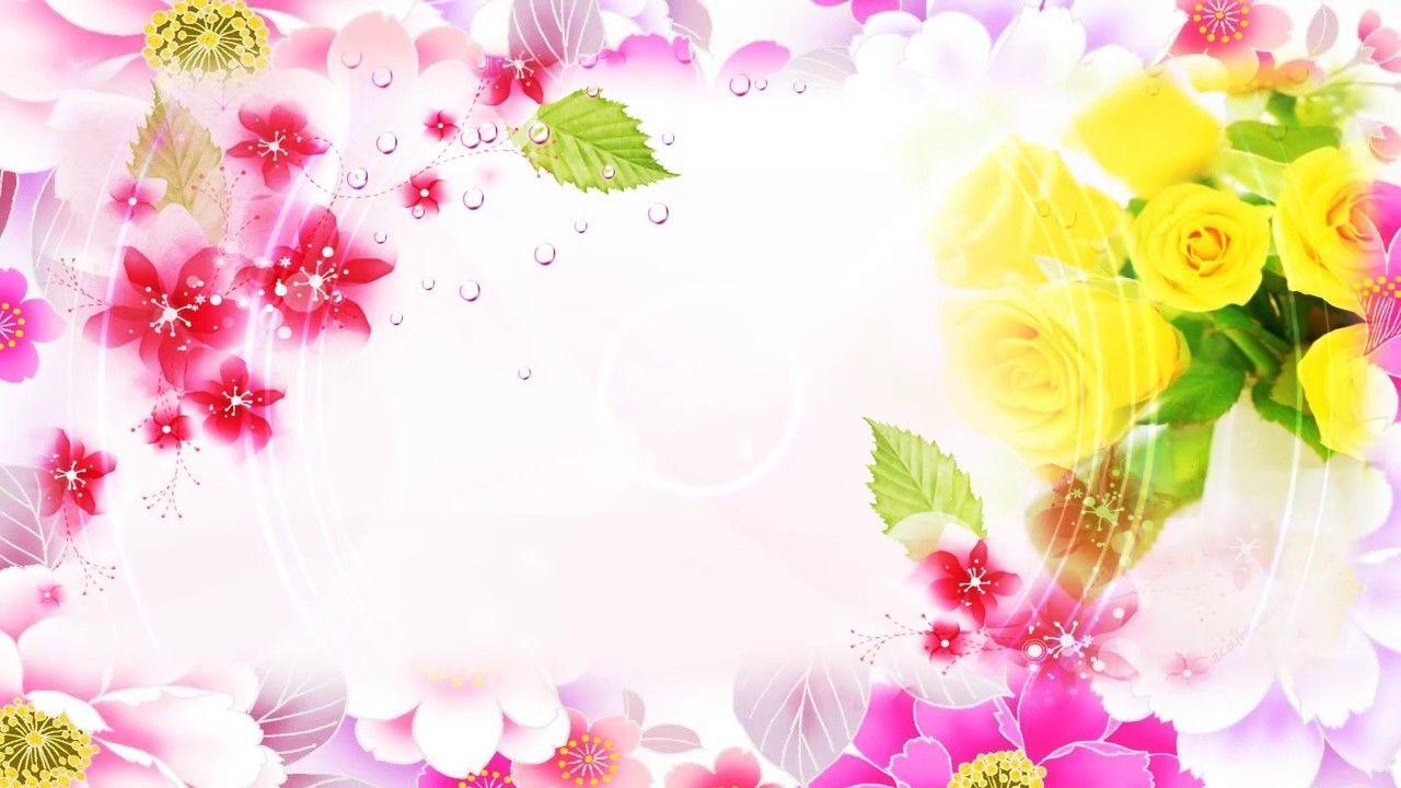 Flower Backgrounds HD - Wallpaper Cave