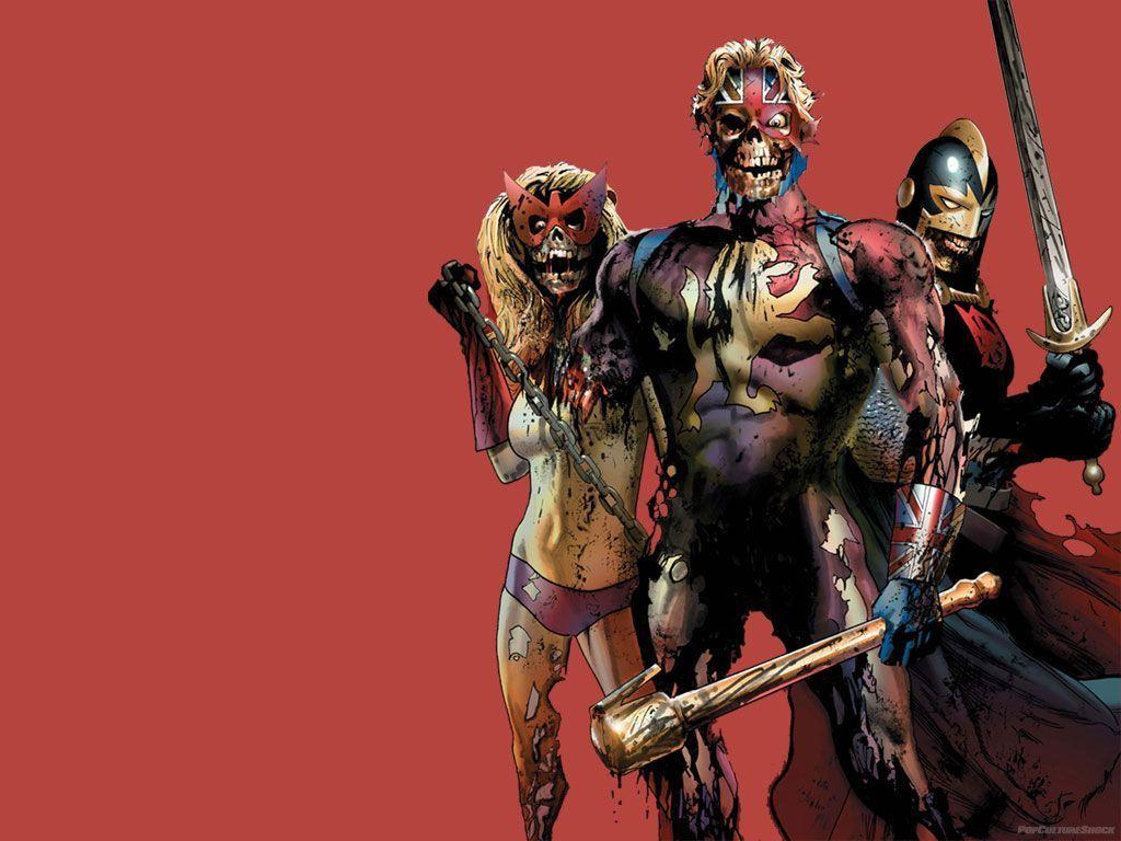 Marvel Zombies Wallpapers HD - Wallpaper Cave
