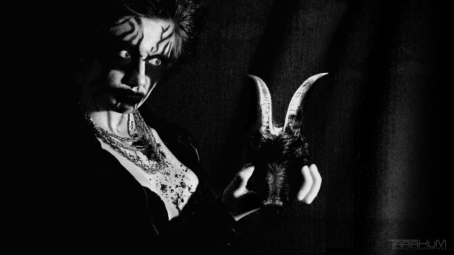 Satan Wallpapers Black