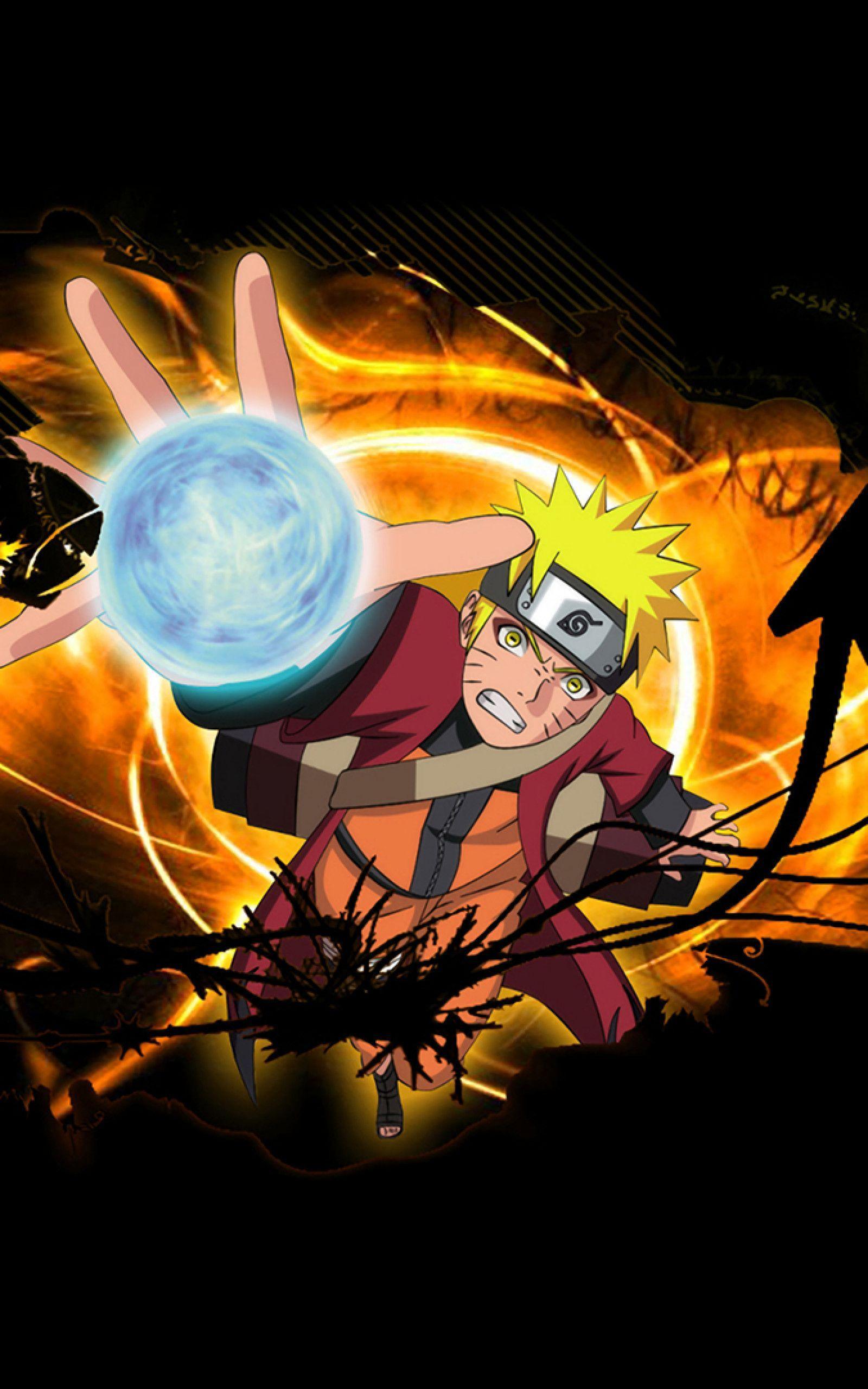 Naruto Rasengan Wallpapers HD - Wallpaper Cave