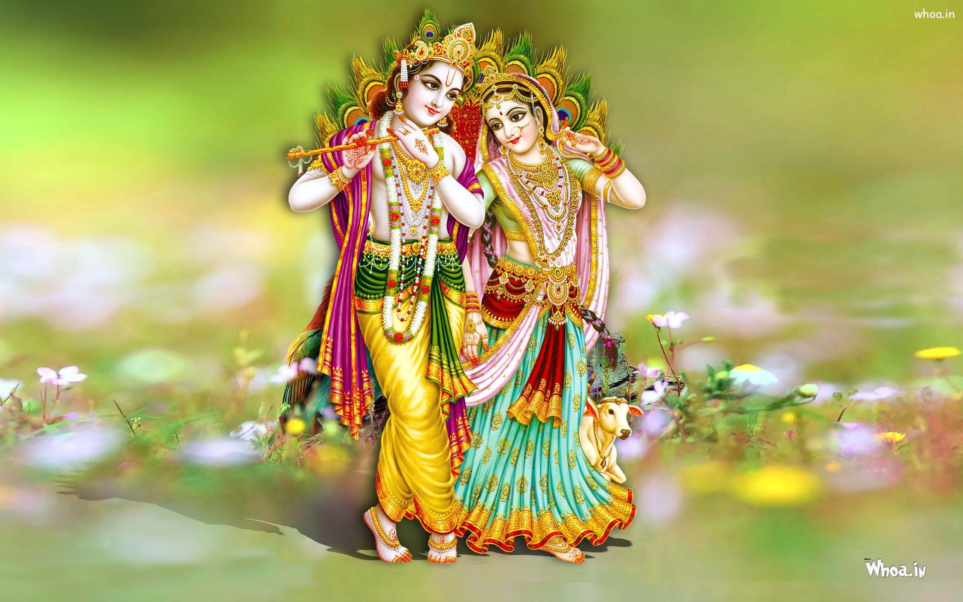 Radha Krishna God Wallpapers Hd Wallpaper Cave