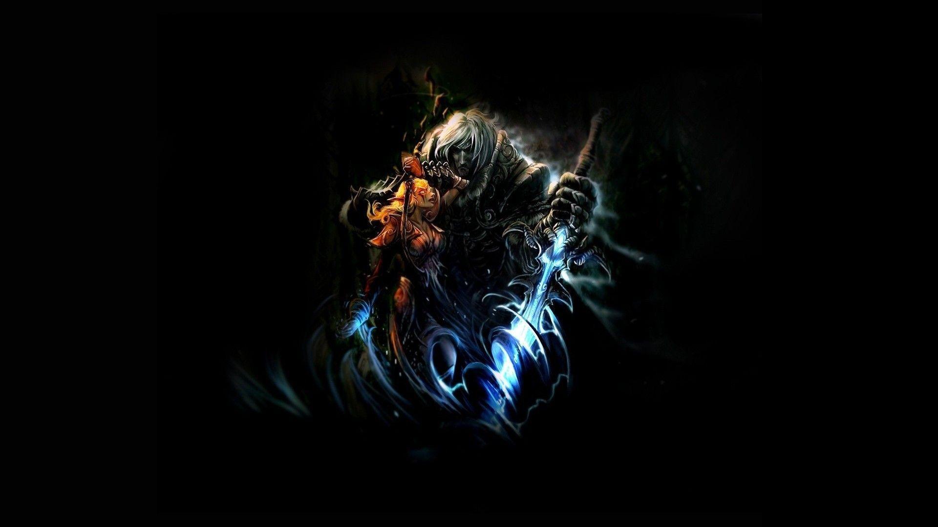 world of warcraft horde wallpaper hd