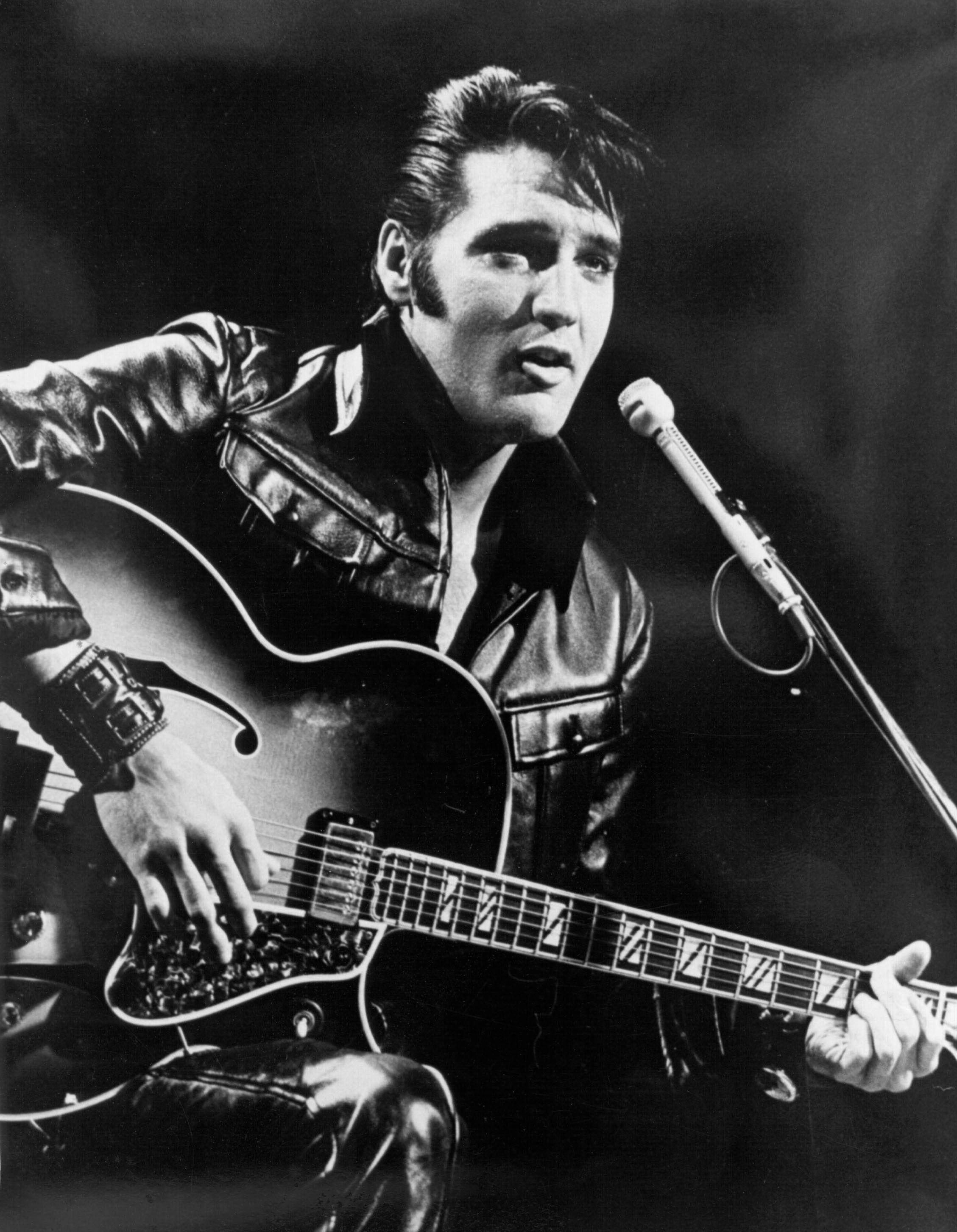 Elvis Presley Wallpapers Iphone Wallpaper Cave