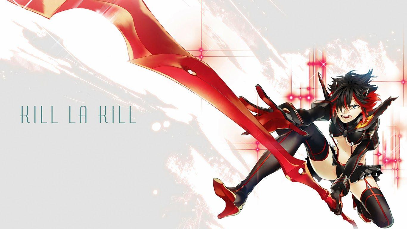 Kill La Kill Wallpapers Wallpaper Cave