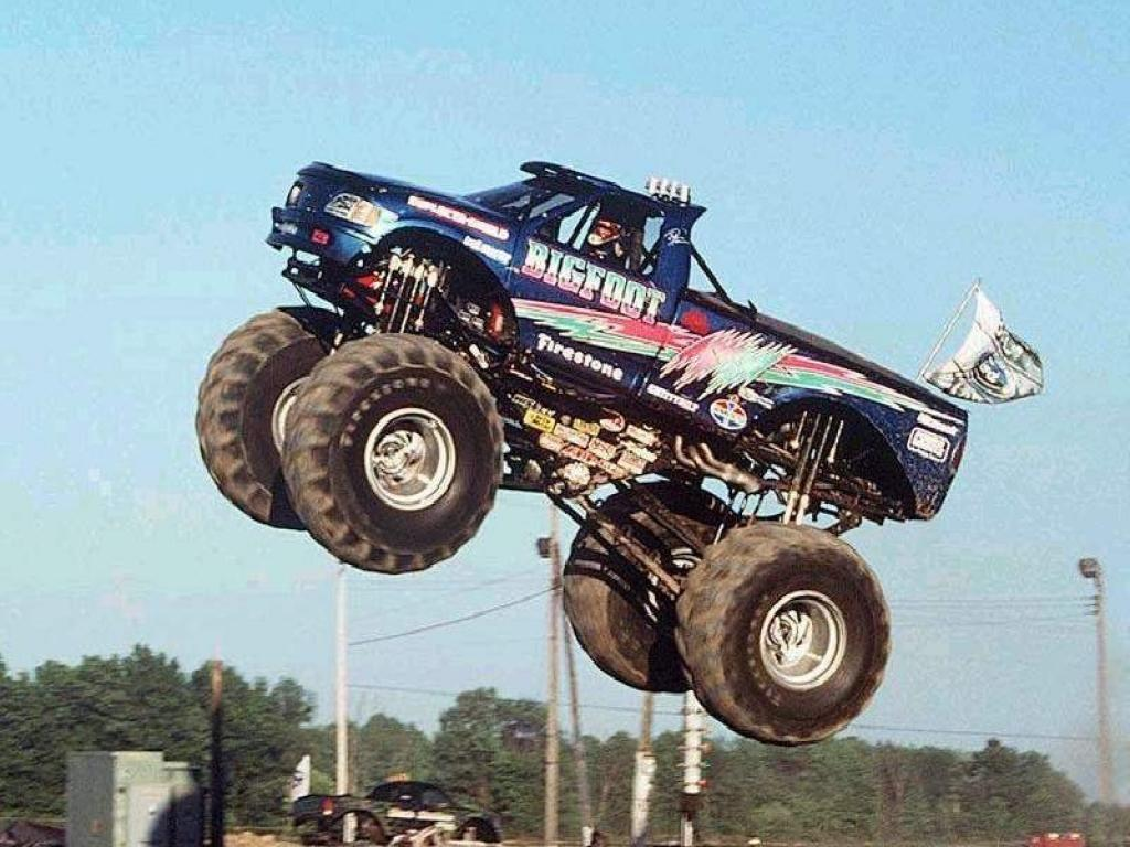 Monster Truck Wallpaper Hd #7038063