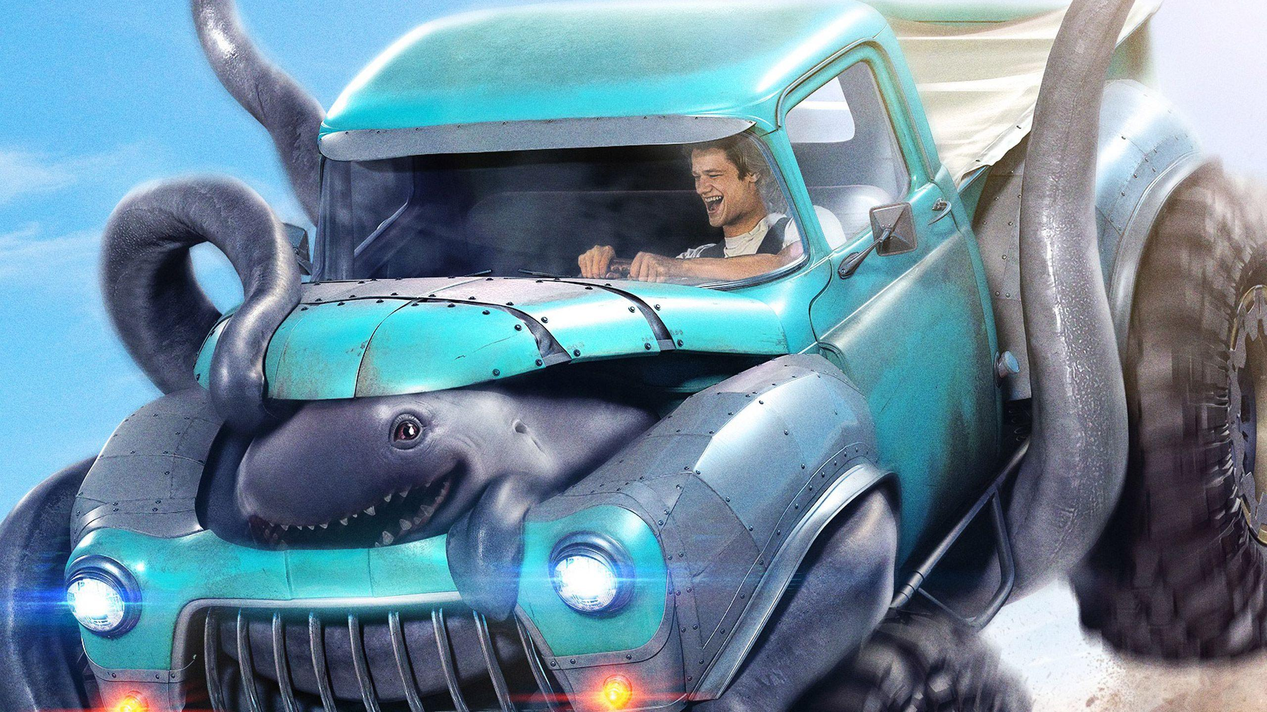 Monster Trucks 2017 Movie, HD Movies, 4k Wallpapers, Images ...
