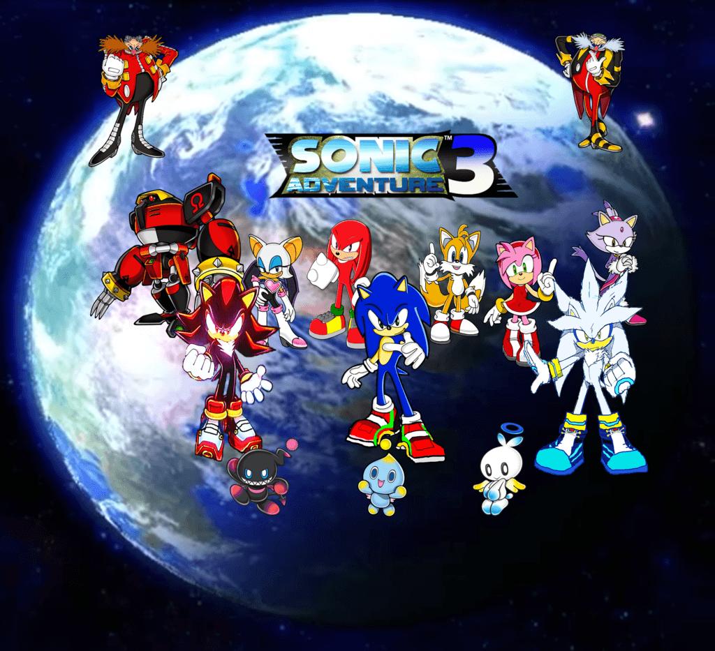 Sonic Adventure 2 Wallpapers HD - Wallpaper Cave