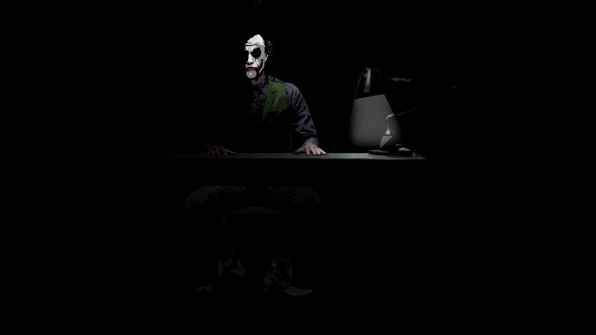 Dark Joker Wallpapers Wallpaper Cave