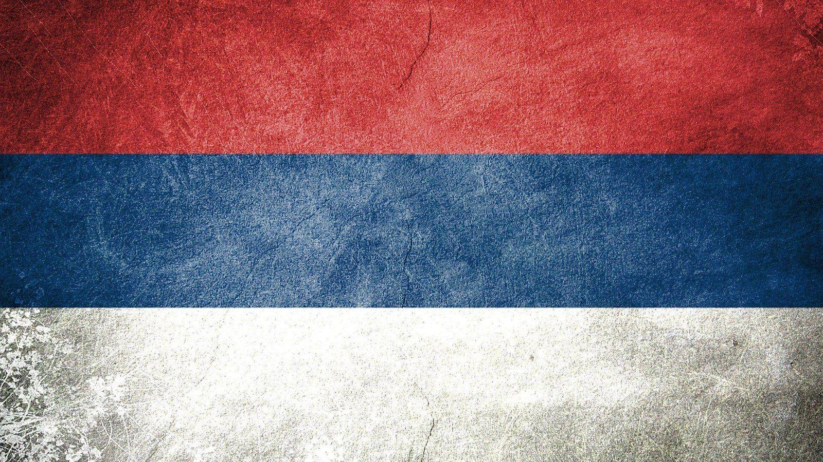6 HD Serbia Flag Wallpapers