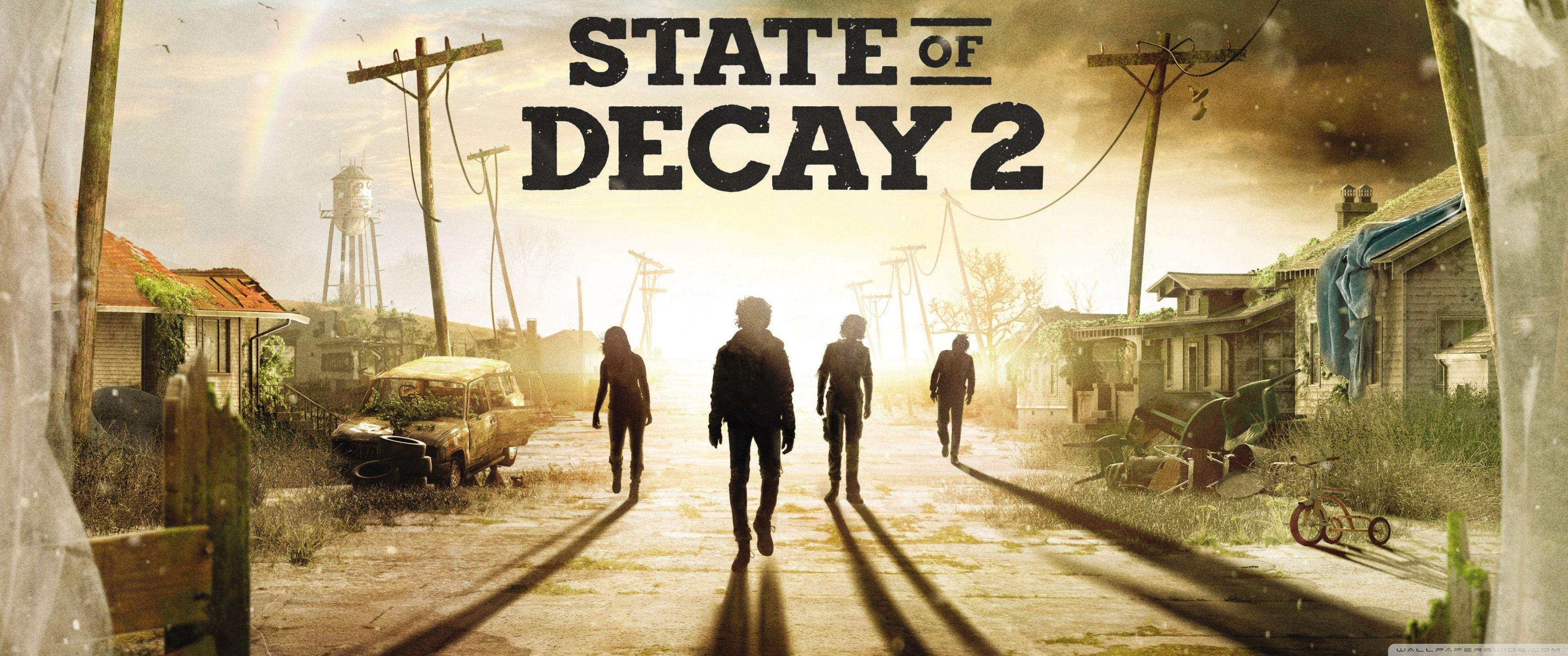 State Of Decay 2 Wallpapers Wallpaper Cave