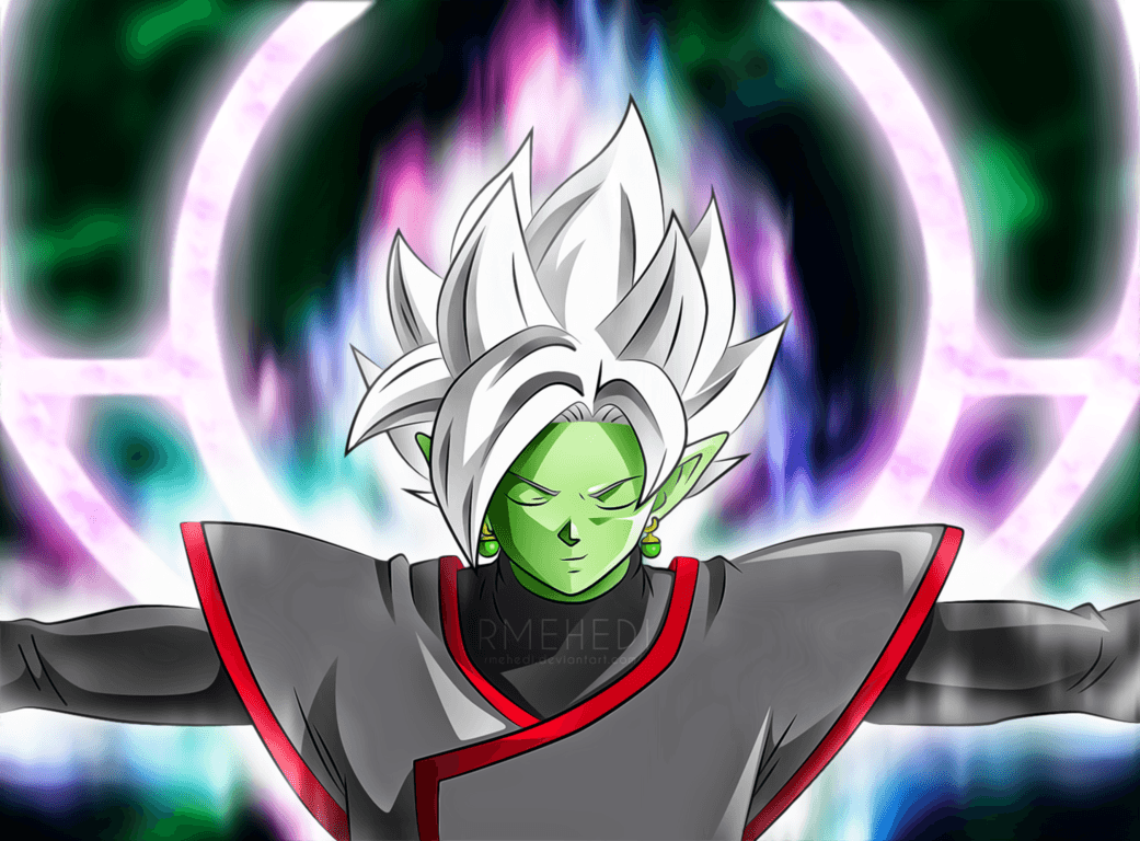 Fused Zamasu Wallpapers Wallpaper Cave