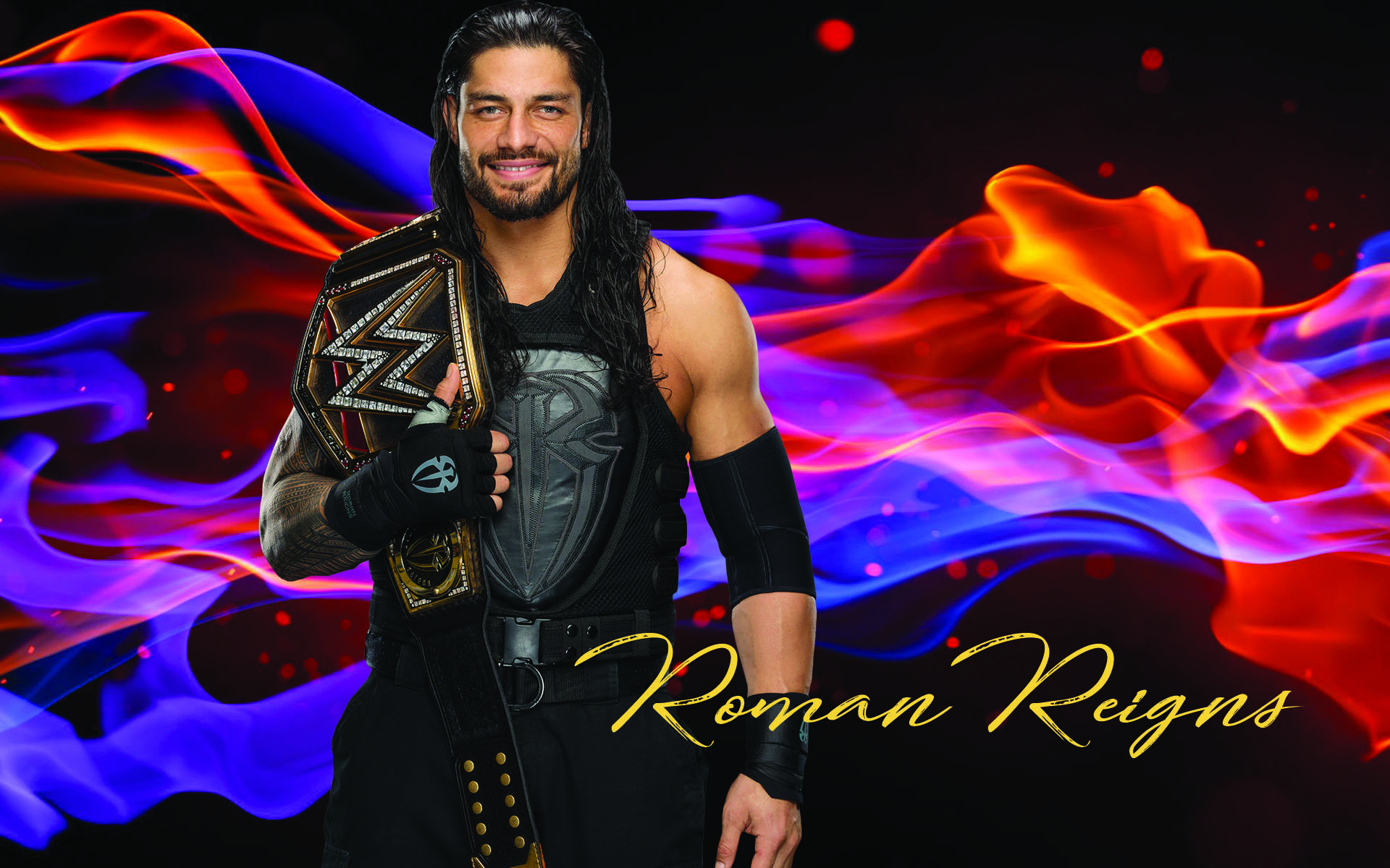 Roman Reigns 2018 4k Wallpapers Wallpaper Cave