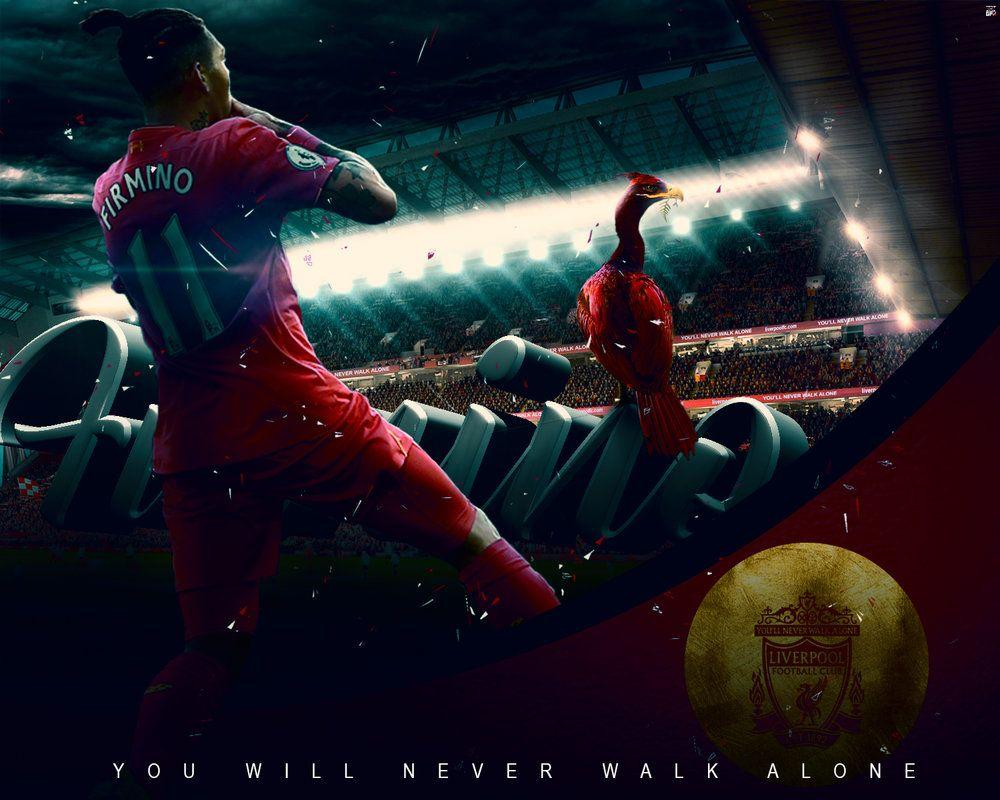 Roberto Firmino 2018 Wallpapers