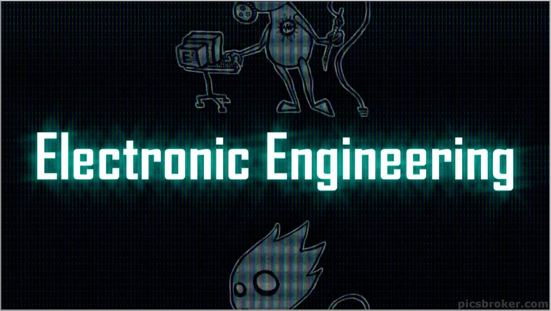 Electrical Engineering...