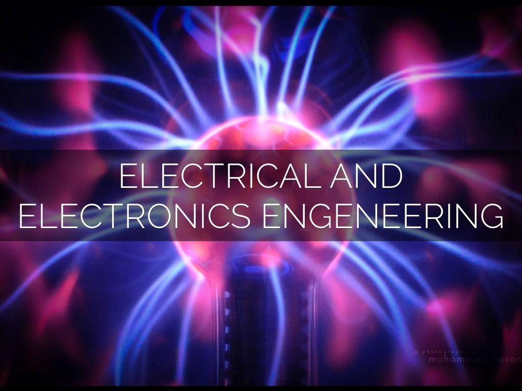 Electrical And Electronics Engineering By Andrew