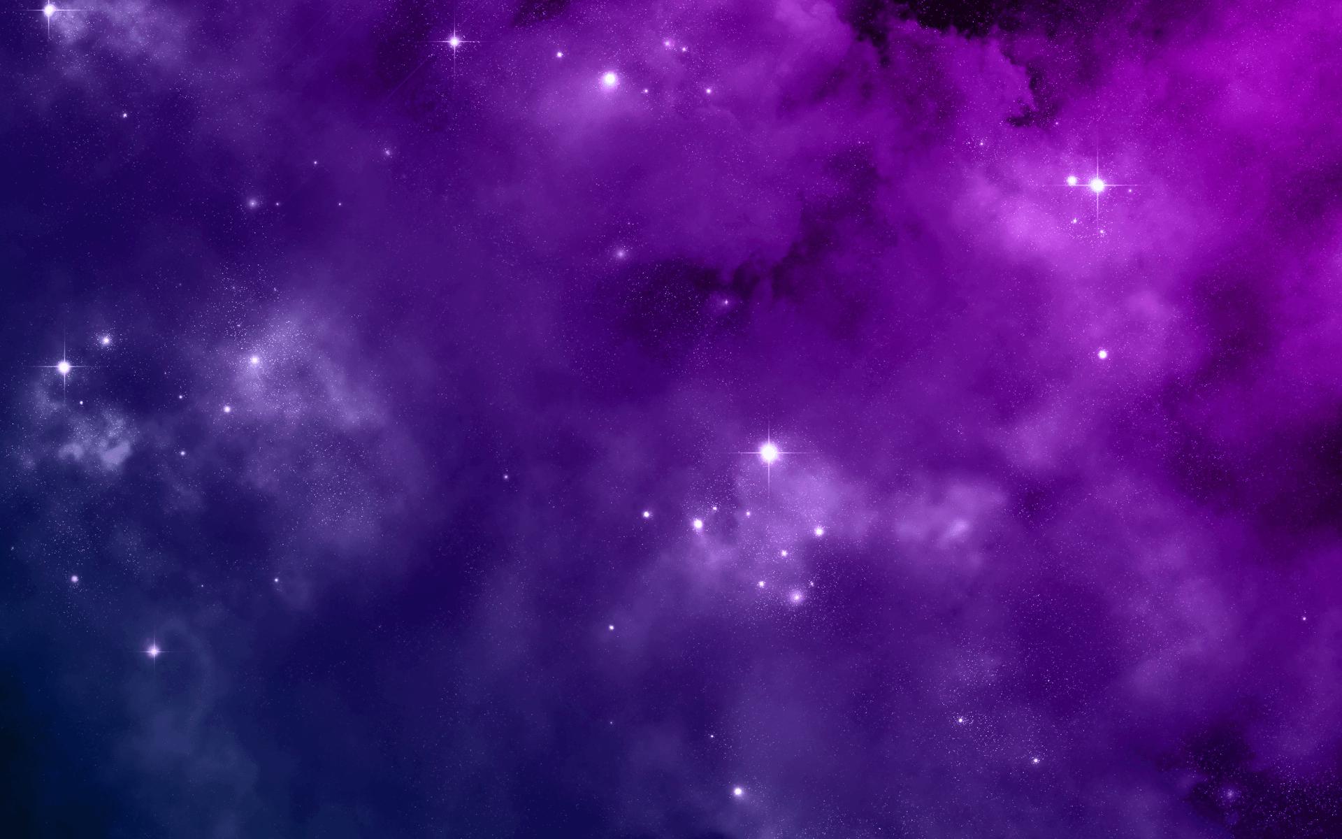 Purple Space Wallpapers Wallpaper