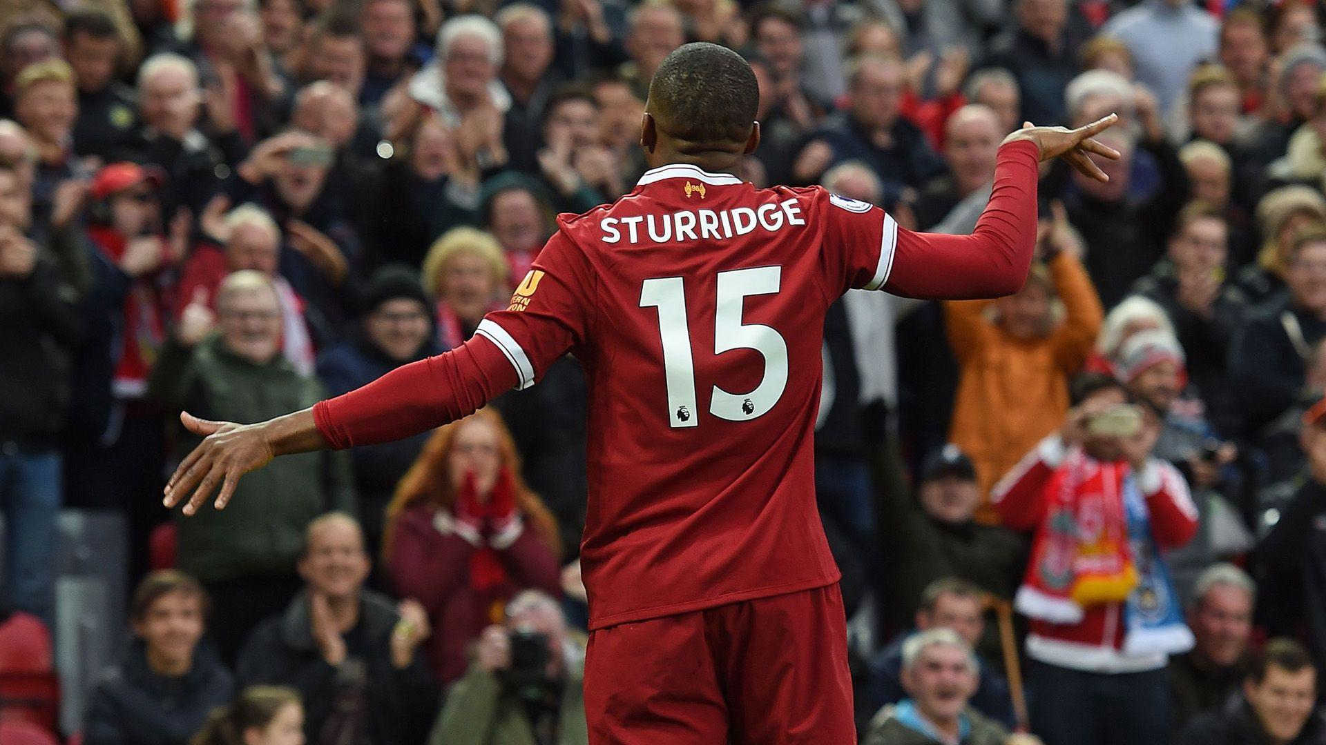 Daniel Sturridge Wallpapers