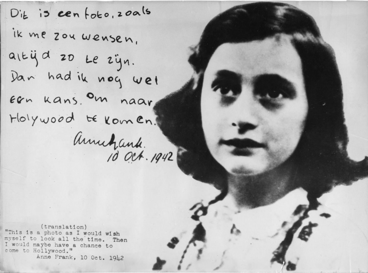 Anne Frank HD Wallpapers Free Download