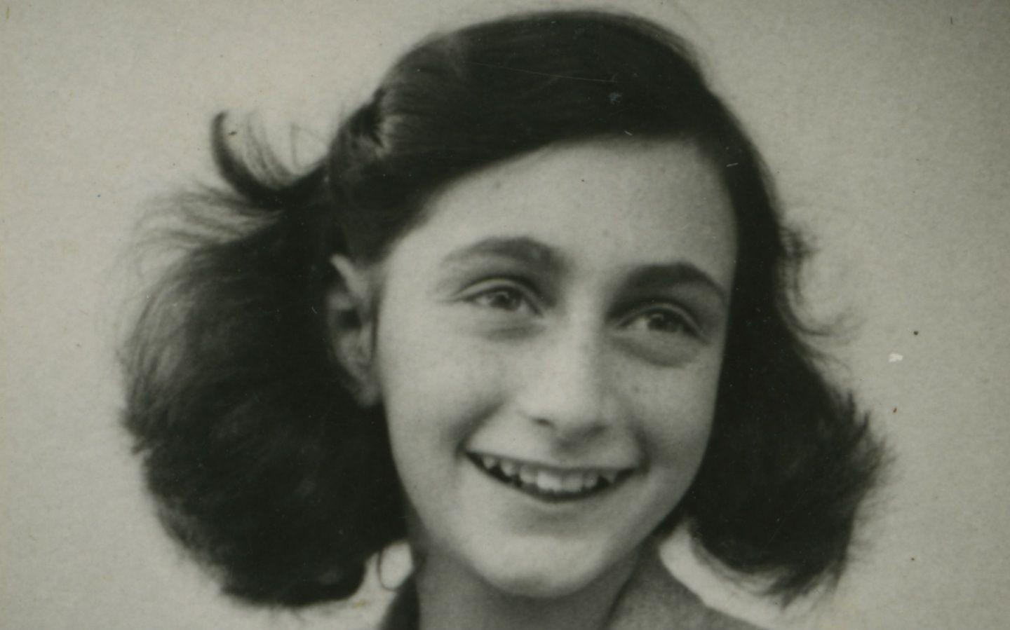 Anne Frank Smile HD Wallpapers