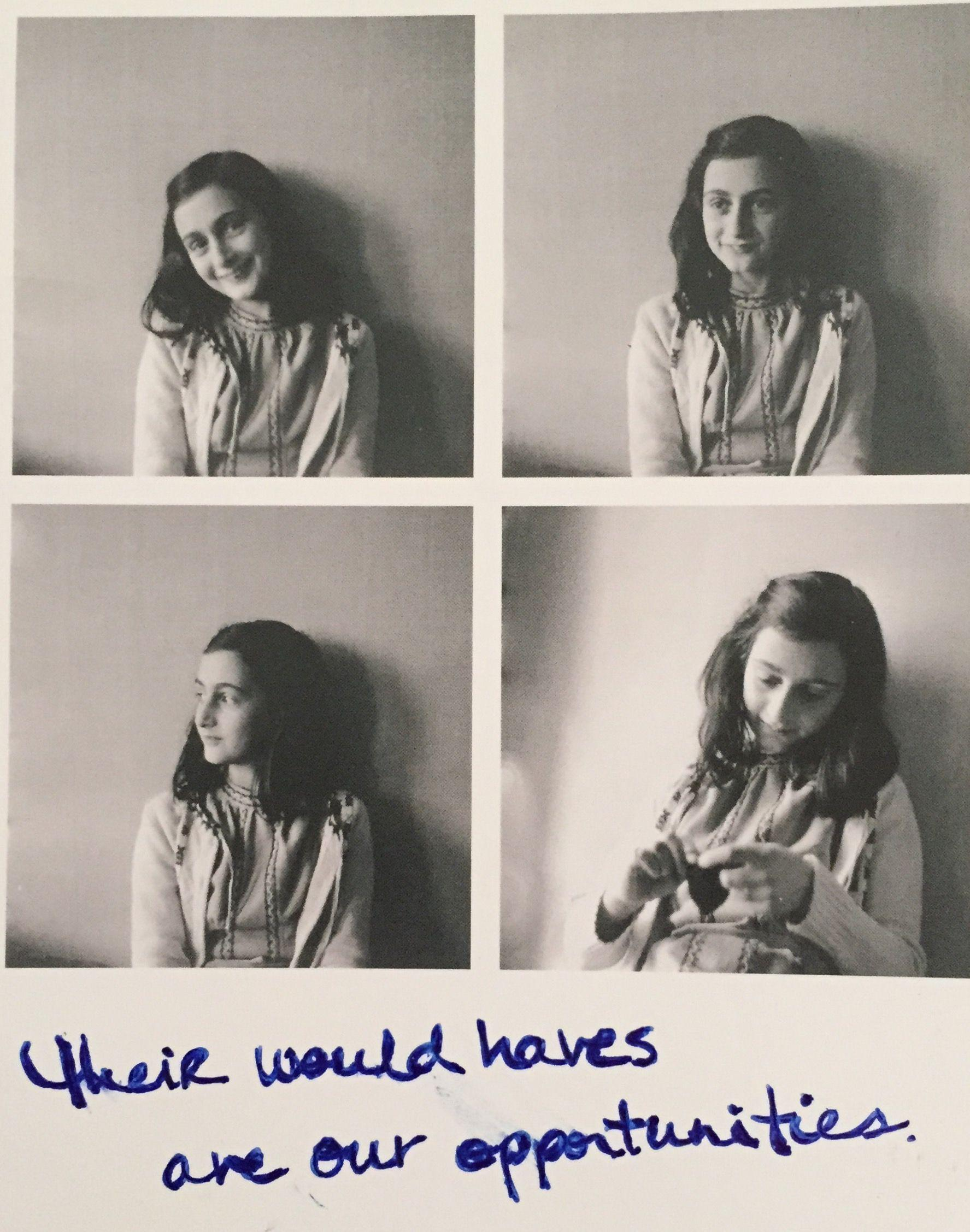 Anne Frank Photopack HD Wallpapers