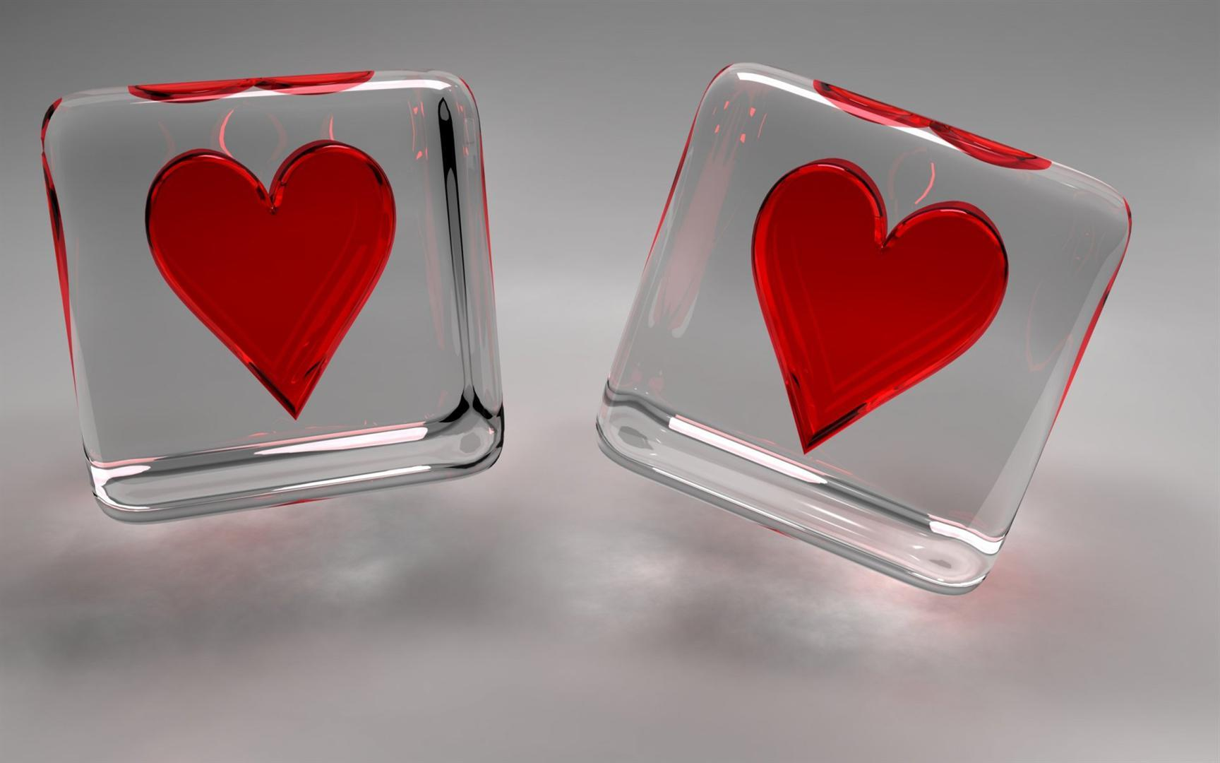Love Heart Wallpaper Backgrounds 3d Wallpaper Cave