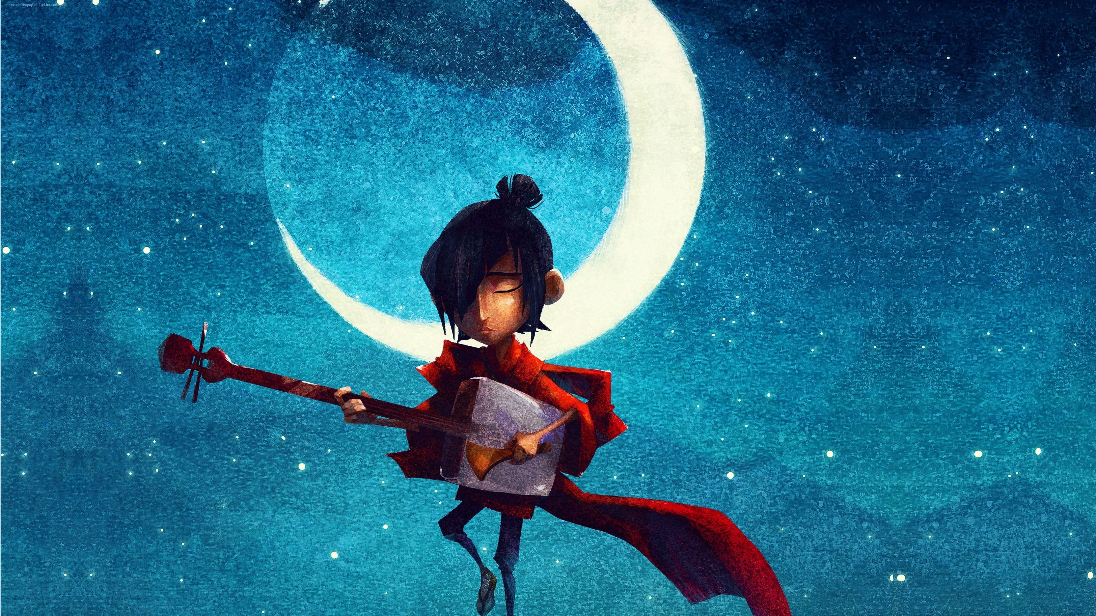Kubo And The Two Strings Wallpapers Wallpaper Cave