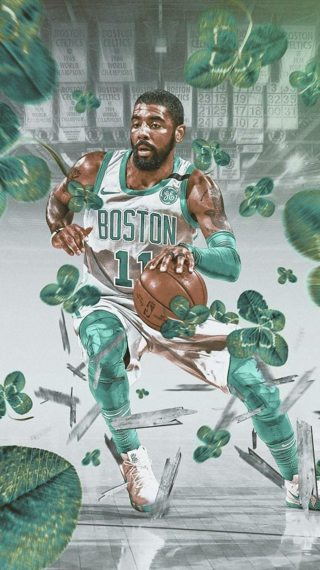 Kyrie Irving Boston Celtics Wallpapers - Wallpaper CaveKyrie Irving Wallpaper
