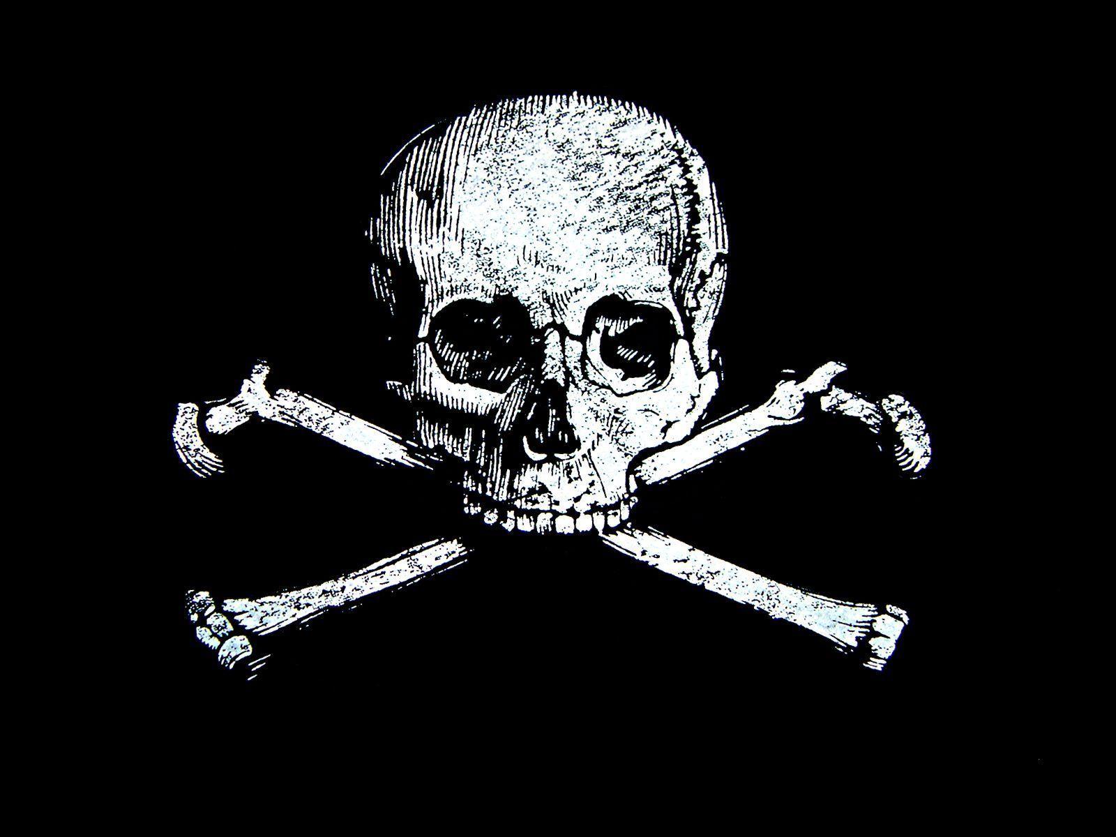 Skull And Crossbones Wallpapers - Wallpaper Cave