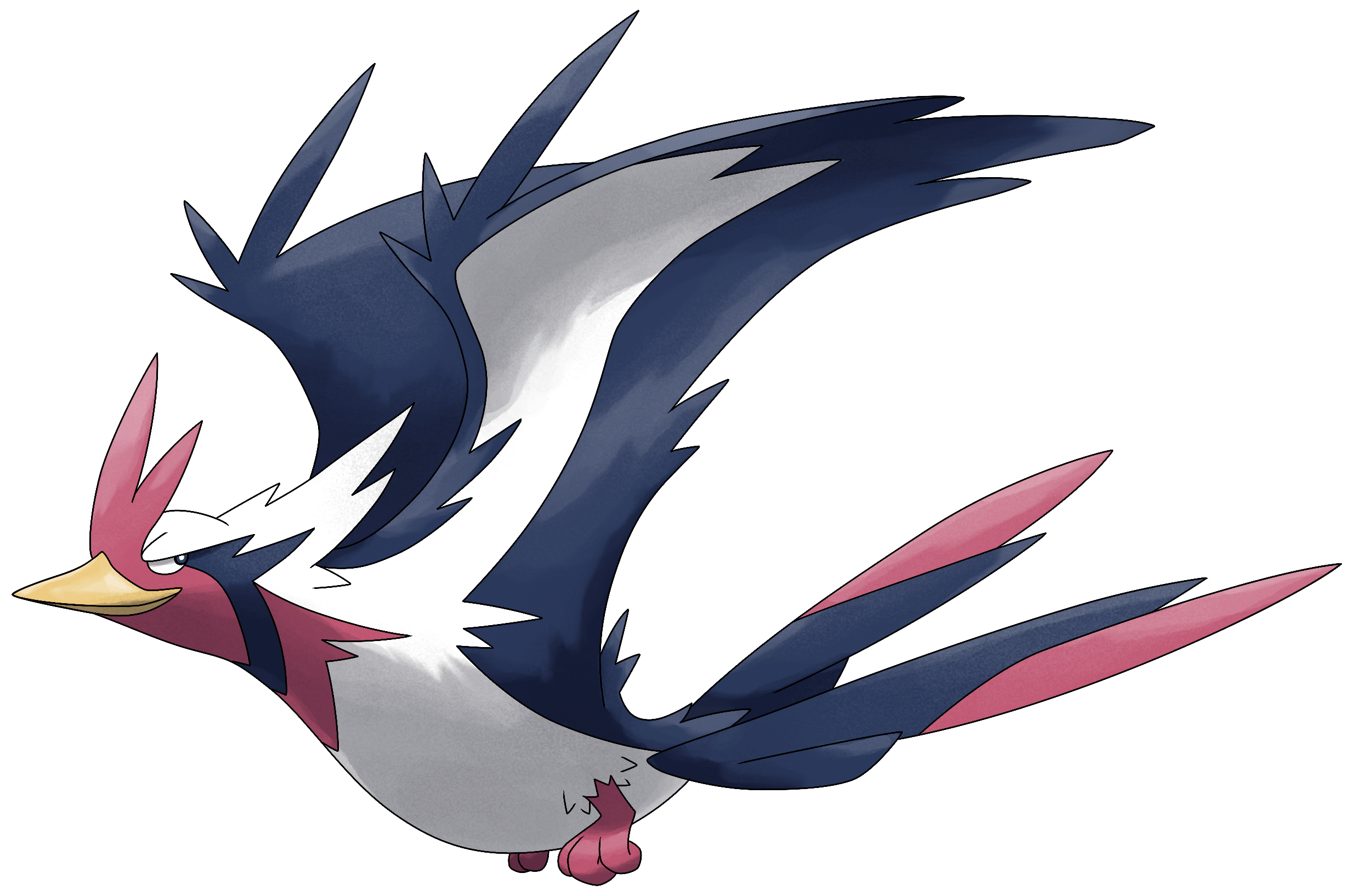 Mega Swellow by Smiley