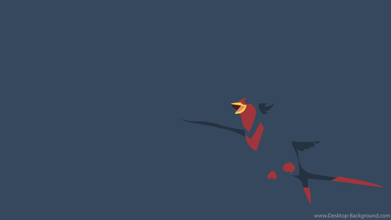 Swellow Minimal Wallpapers 720p HD By MikeGOfficial On DeviantArt