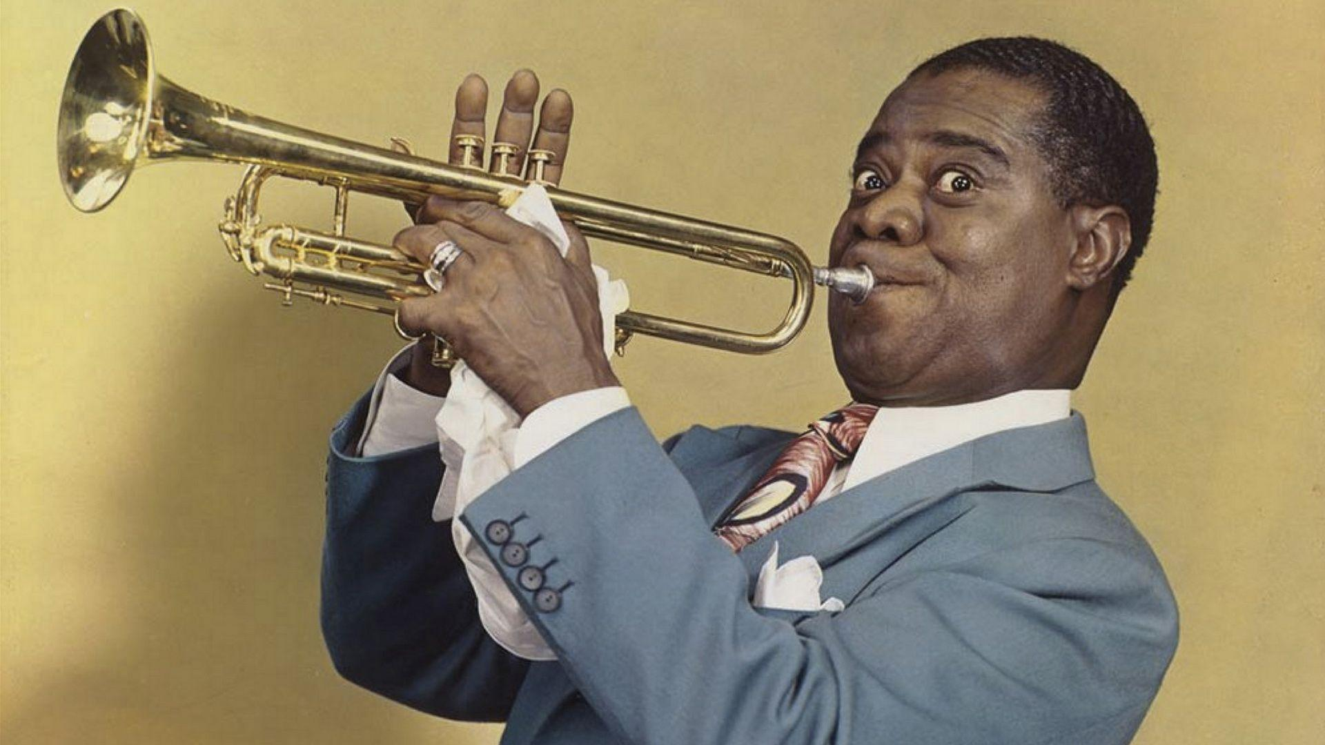 Louis Armstrong Wallpaper 2014 HD | I HD Images