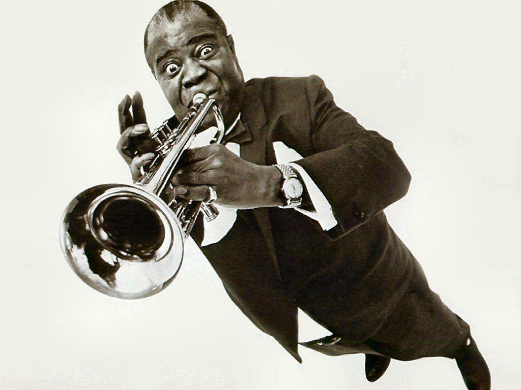 2 Louis Armstrong HD Wallpapers | Background Images - Wallpaper Abyss
